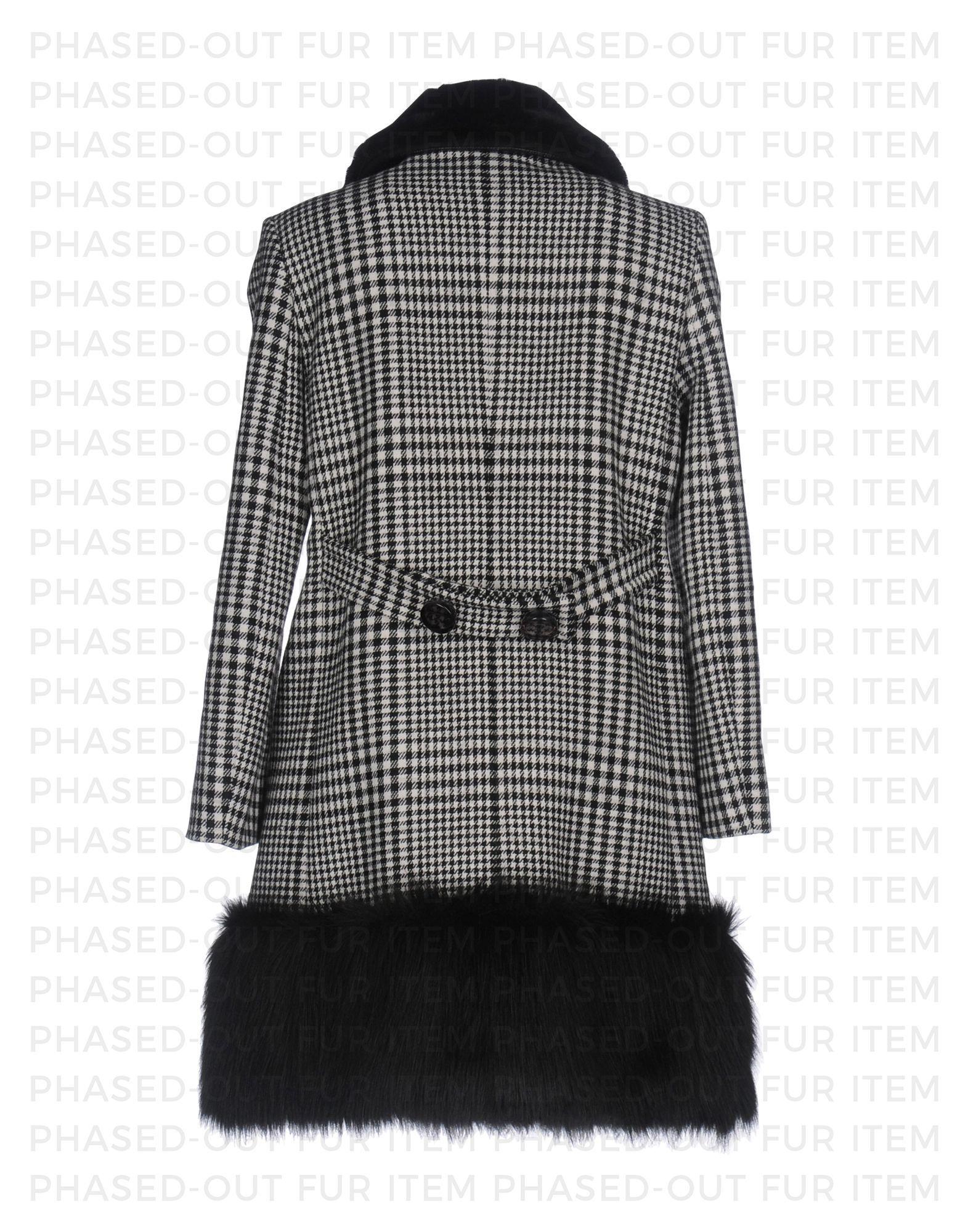 Coat & Jackets Marc Jacobs Black Women's Acrilyc