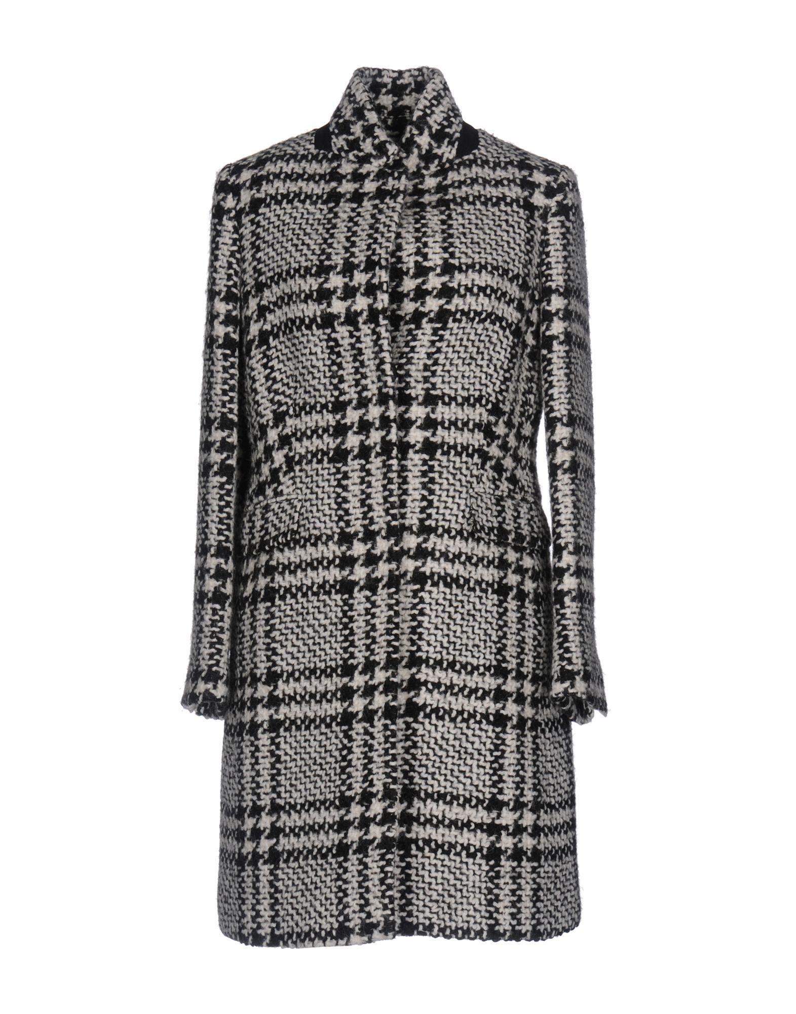 Coat & Jackets Seventy Sergio Tegon Black Women's Acrilyc