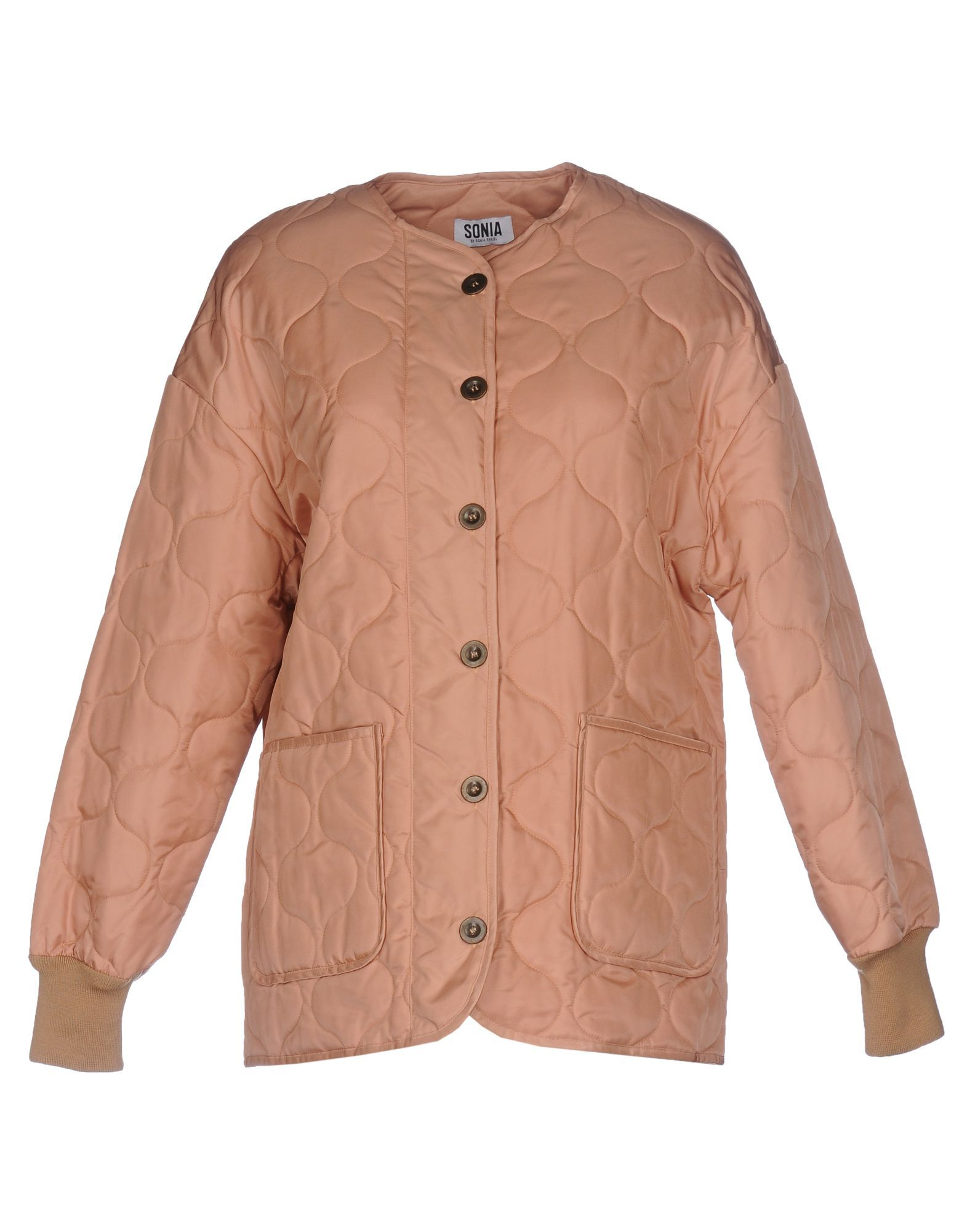 Sonia By Sonia Rykiel Pastel Pink Quilted Jacket