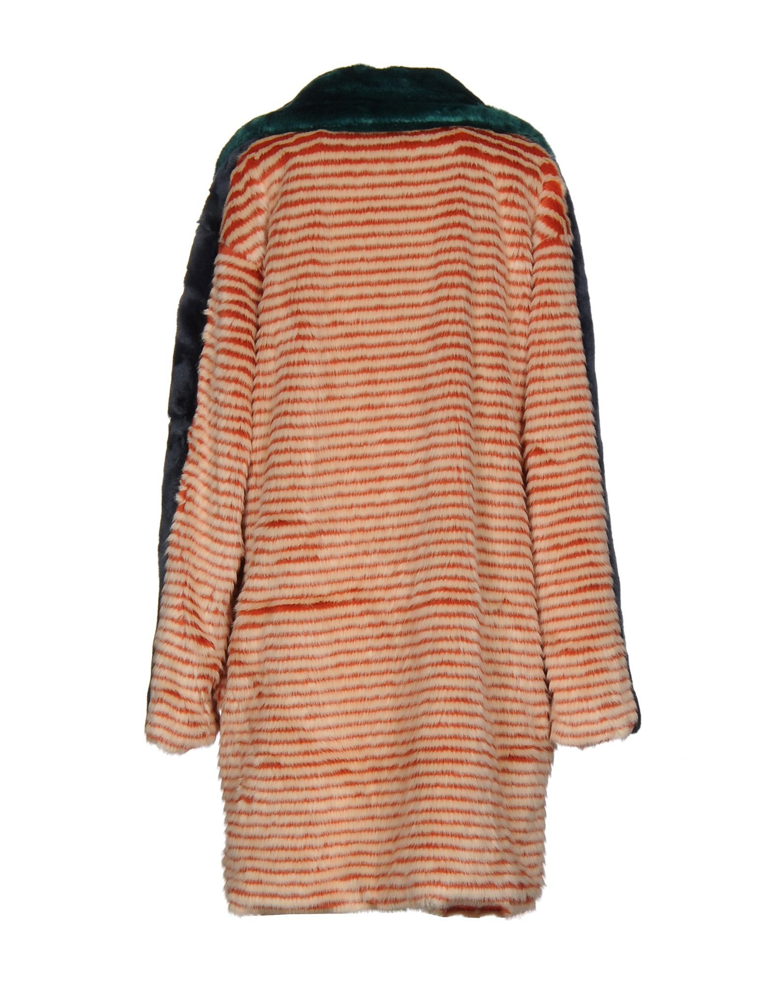 Coat & Jackets Tpn  Rust Women's Modacrylic