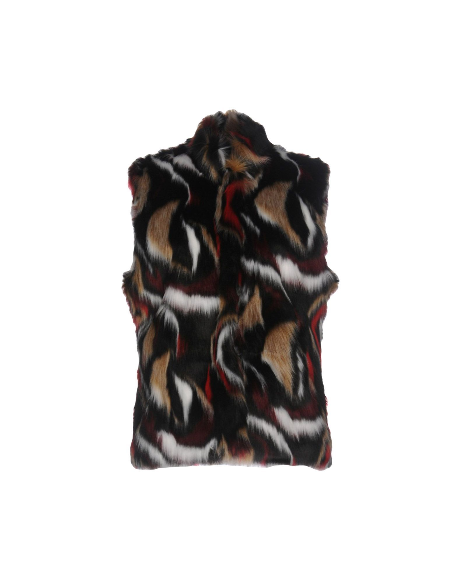 Coat & Jackets Just For Luck Red Women's Acrilyc