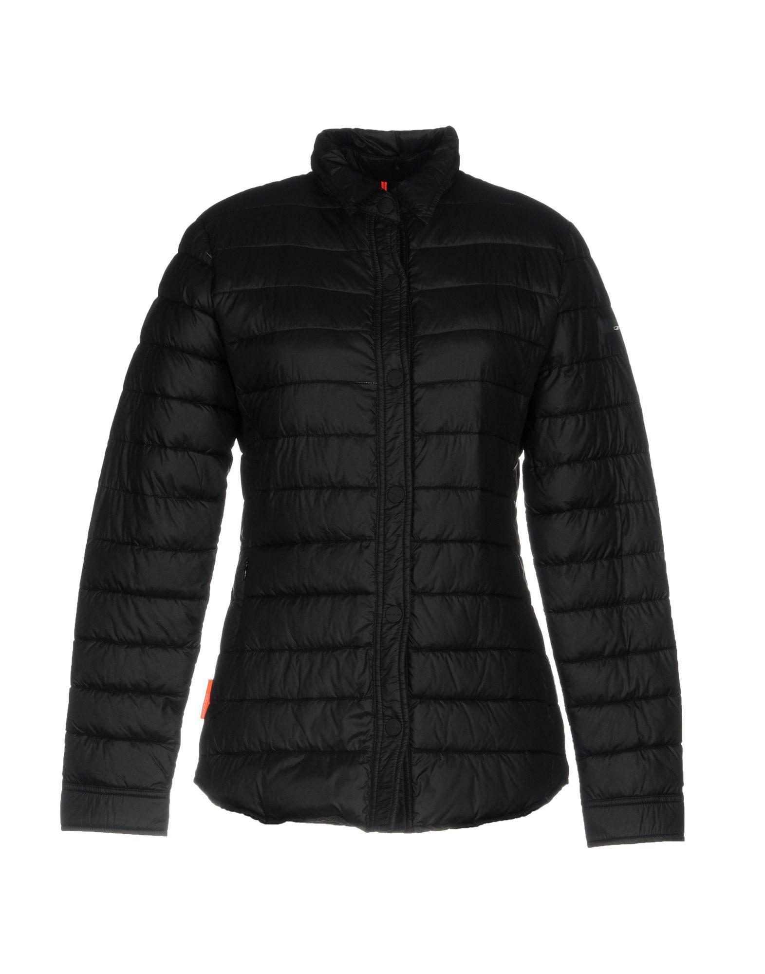 Coat & Jackets Rrd Black Women's Polyamid