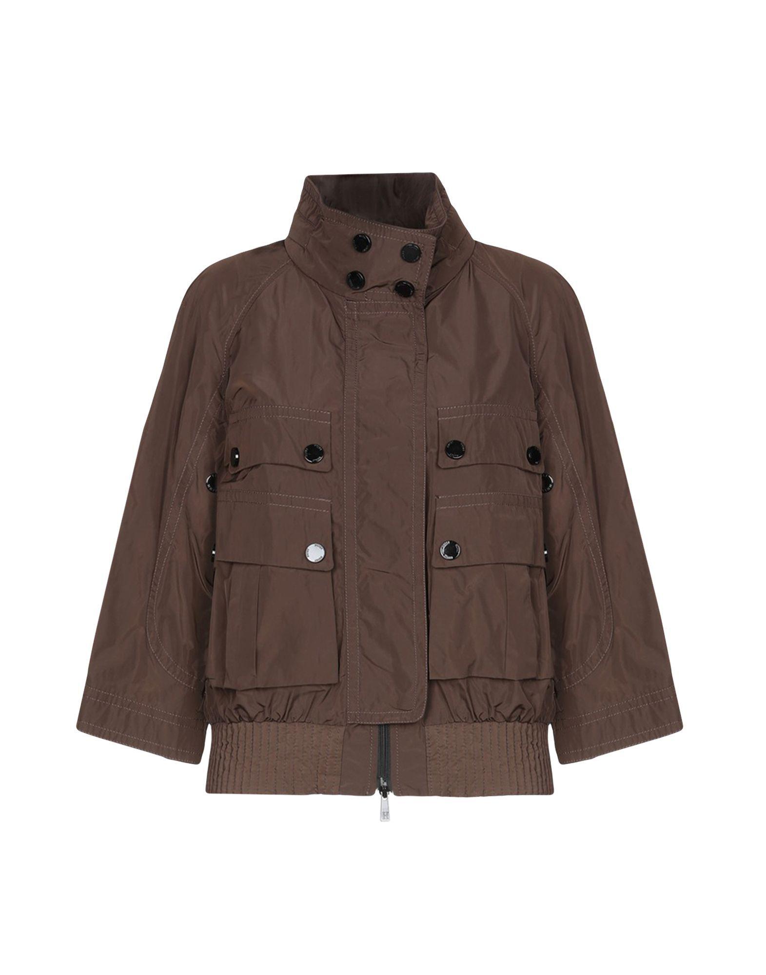 Husky Dark Brown Jacket