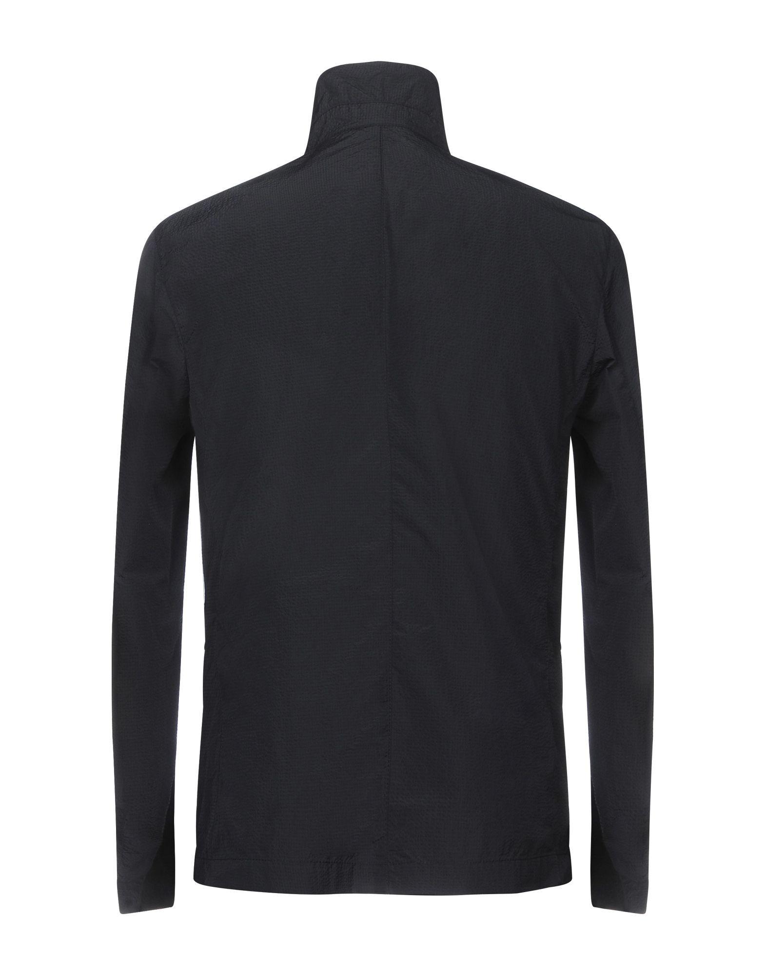Fay Dark Blue Techno Fabric Jacket