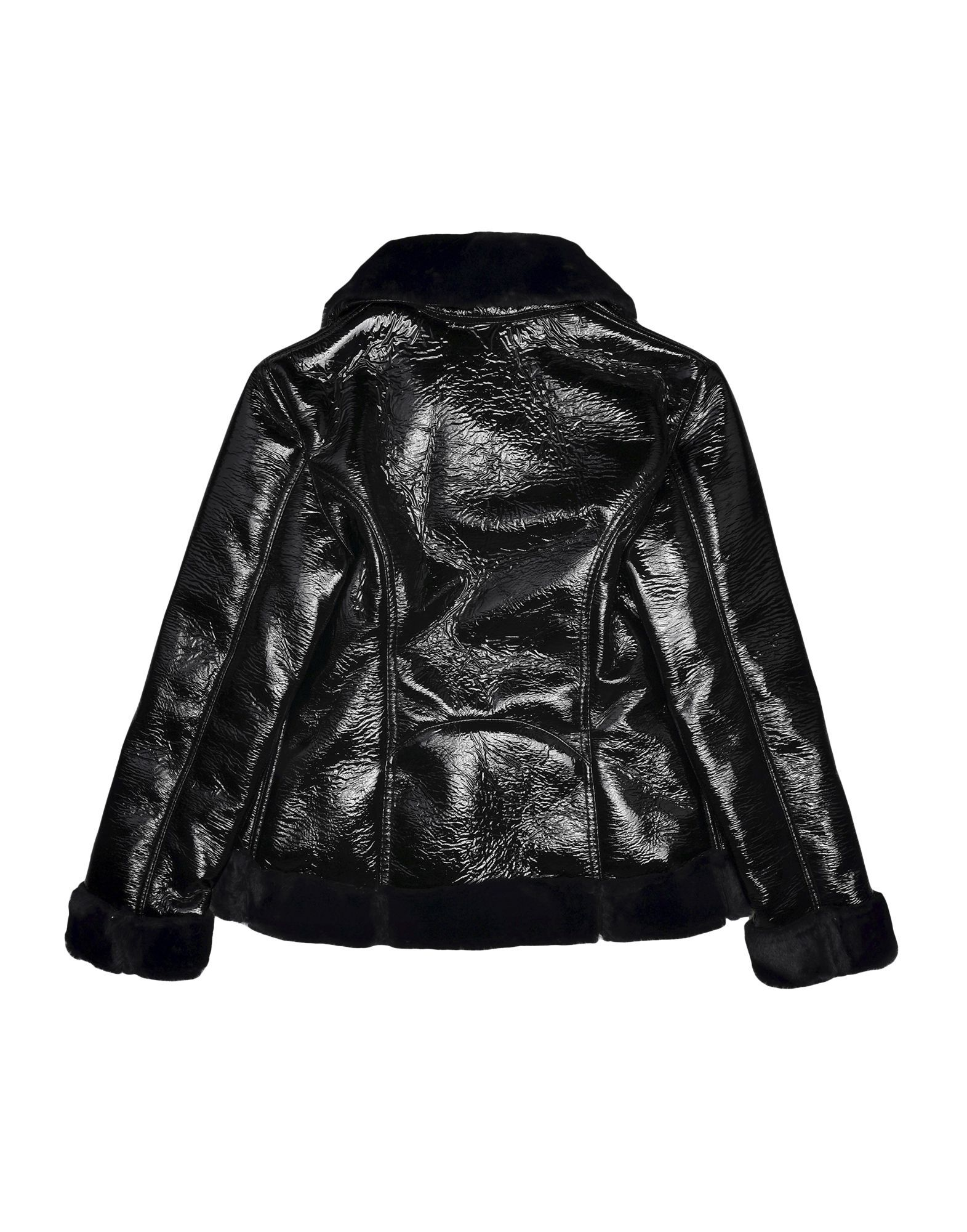 COATS & JACKETS L:� L:� By Miss Grant Black Girl Polyester