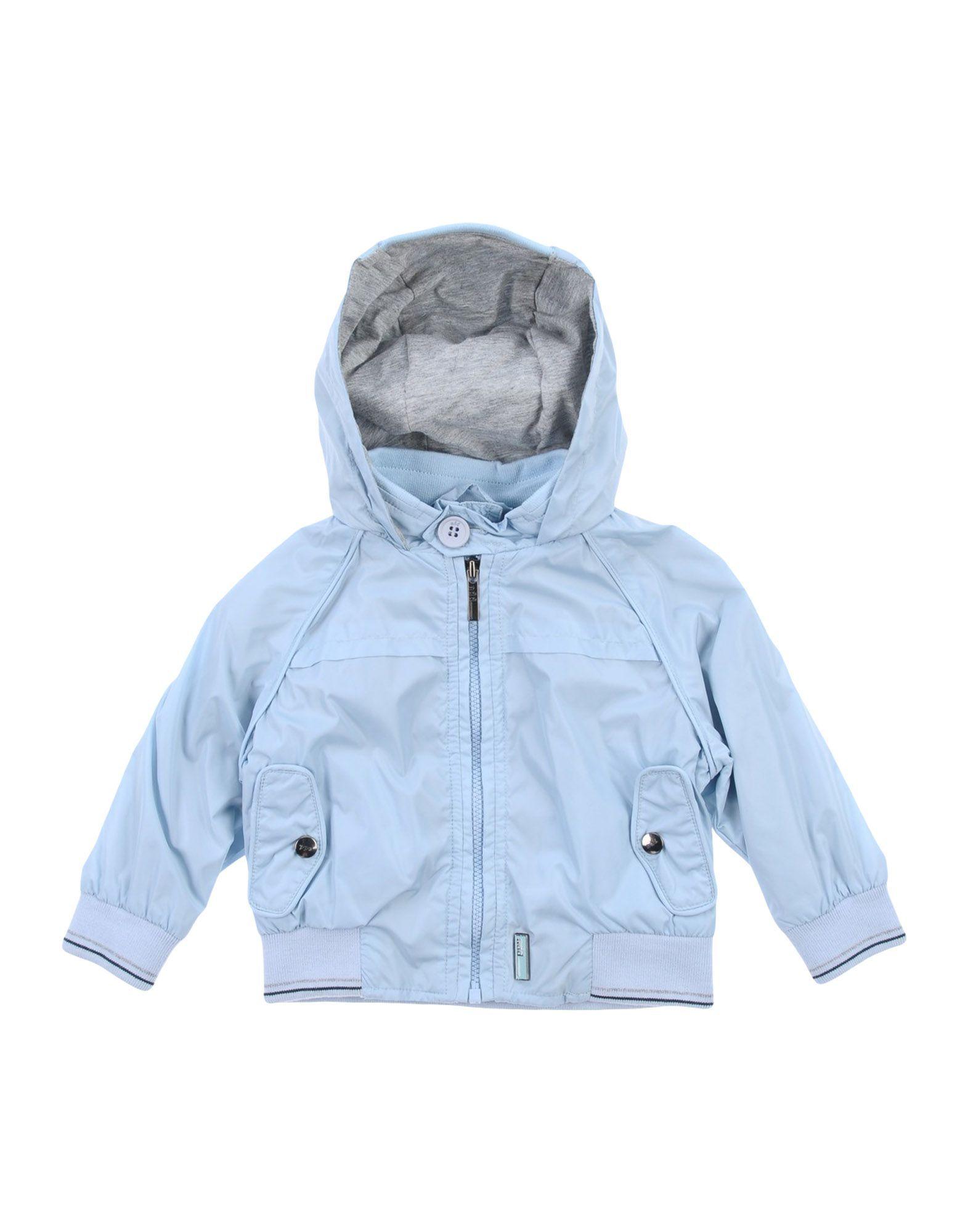 Add Sky Blue Girl Polyamid Jacket