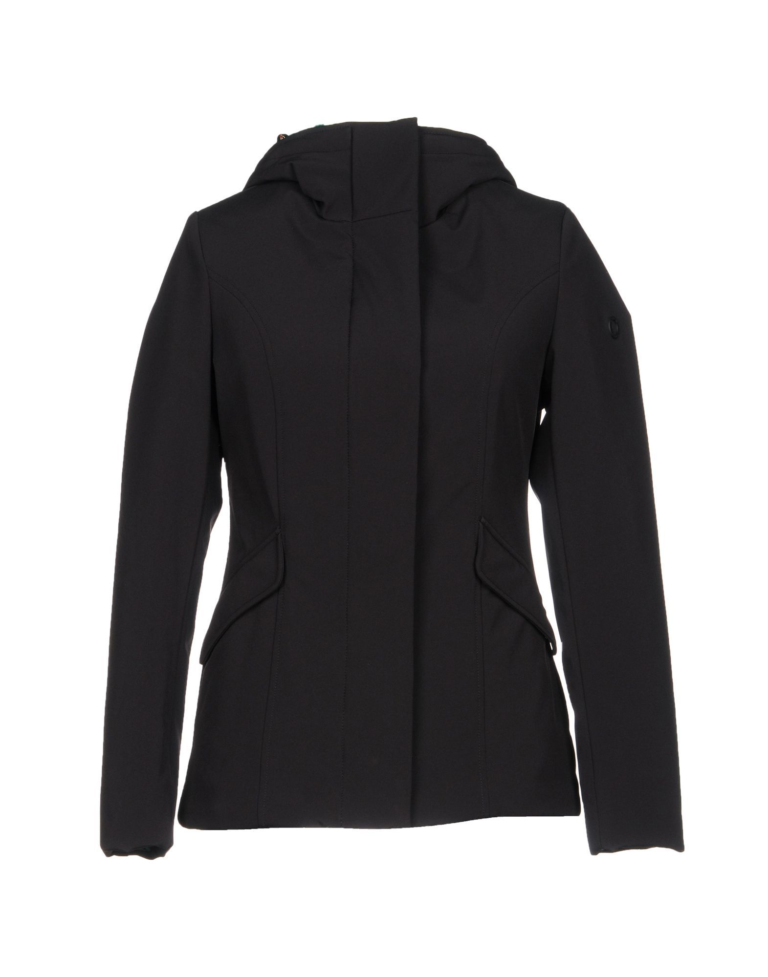 COATS & JACKETS Up To Be Black Woman Polyester