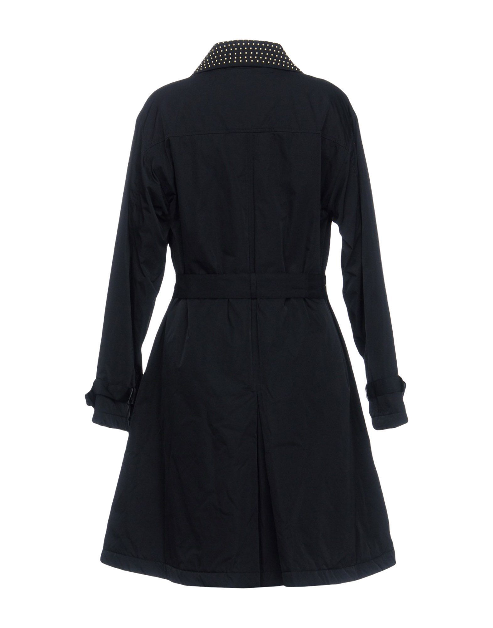 Boutique Moschino Black Single Breasted Coat