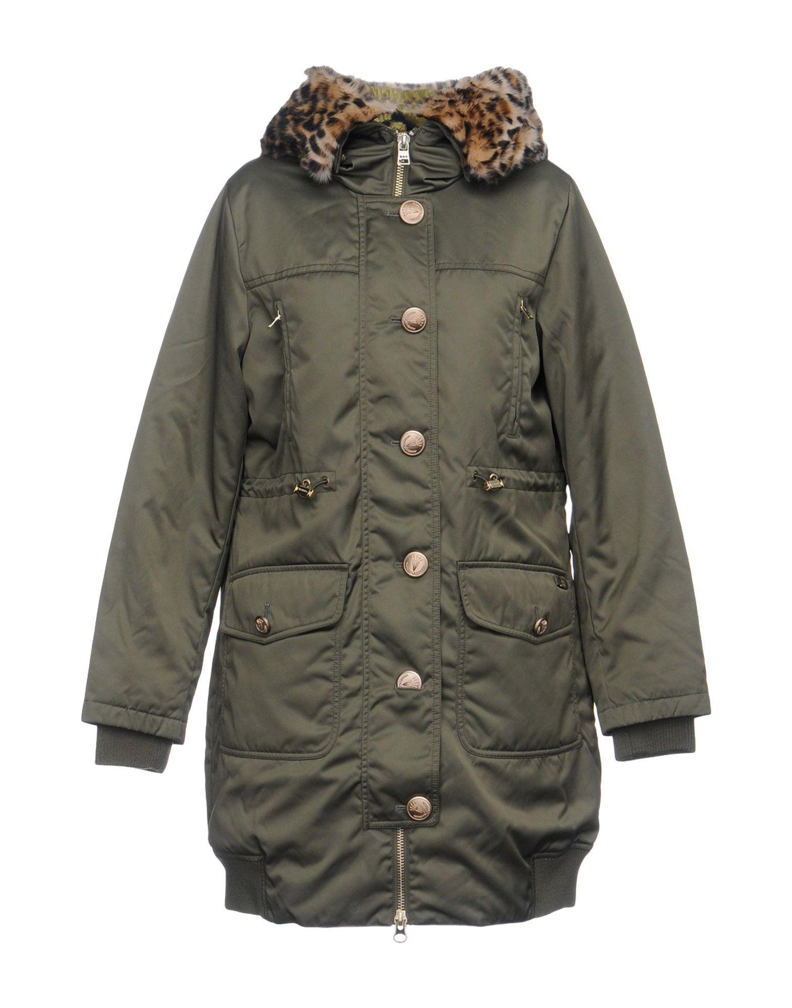 Coat & Jackets Bosideng Military Green Women's Polyester