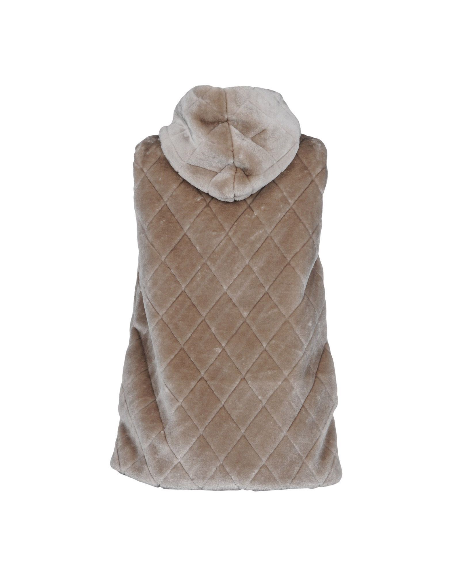 COATS & JACKETS Vicolo Grey Woman Polyester