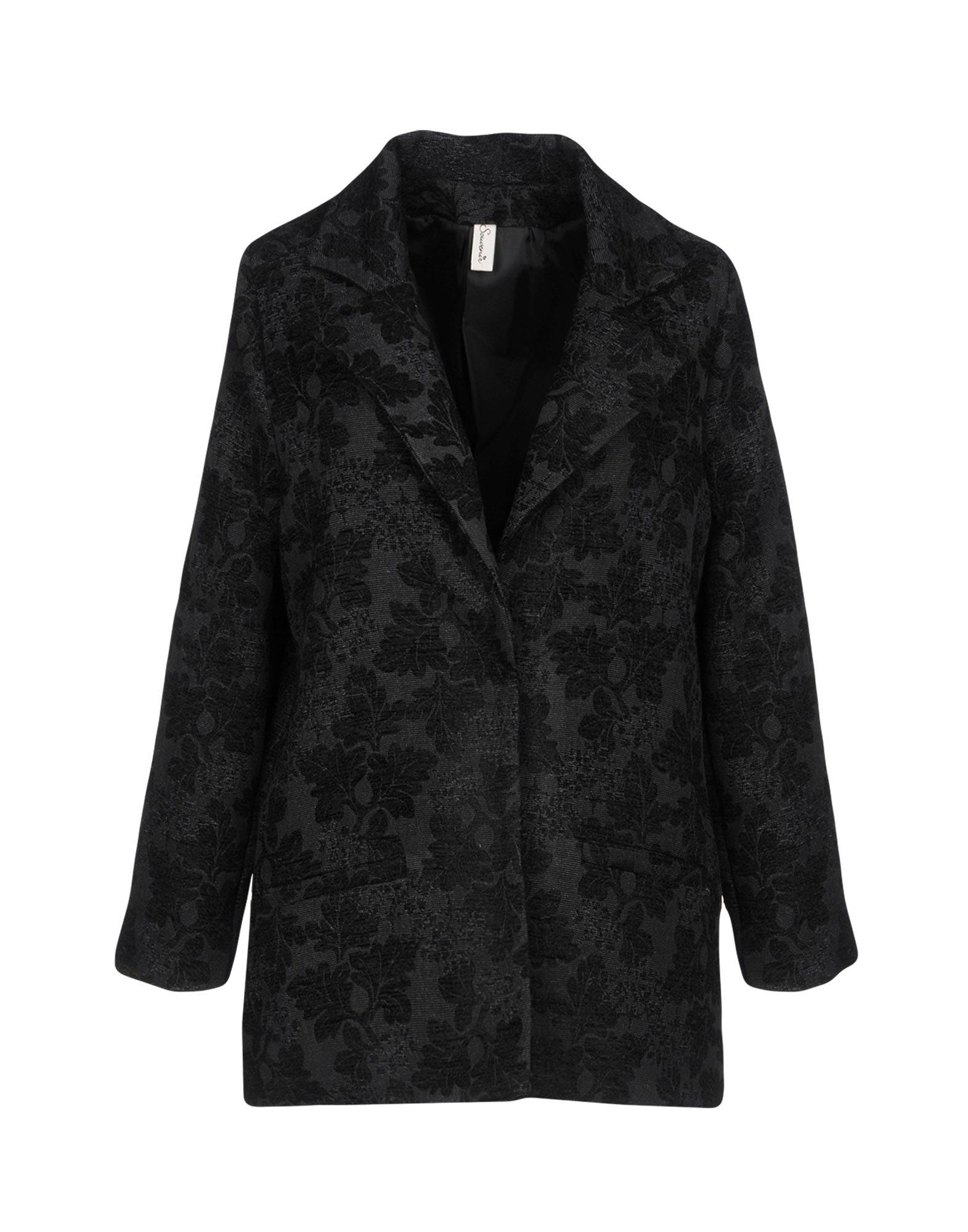 Suits And Jackets Souvenir Black Women's Polyester