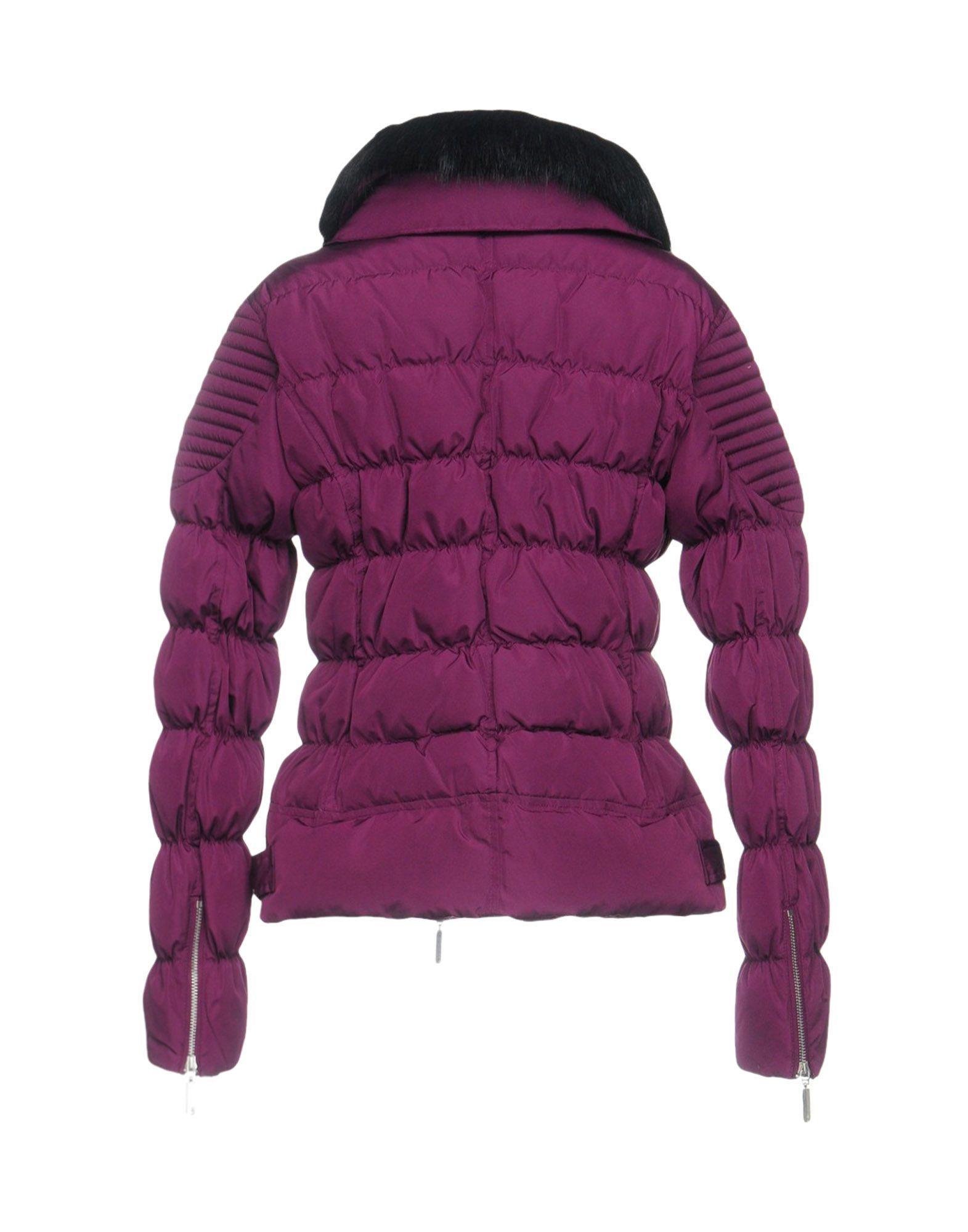 COATS & JACKETS Relish Garnet Woman Polyester