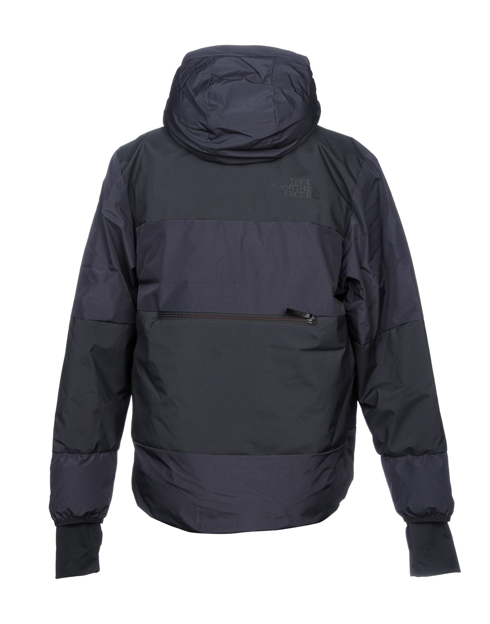 The North Face Dark Blue Techno Fabric Jacket