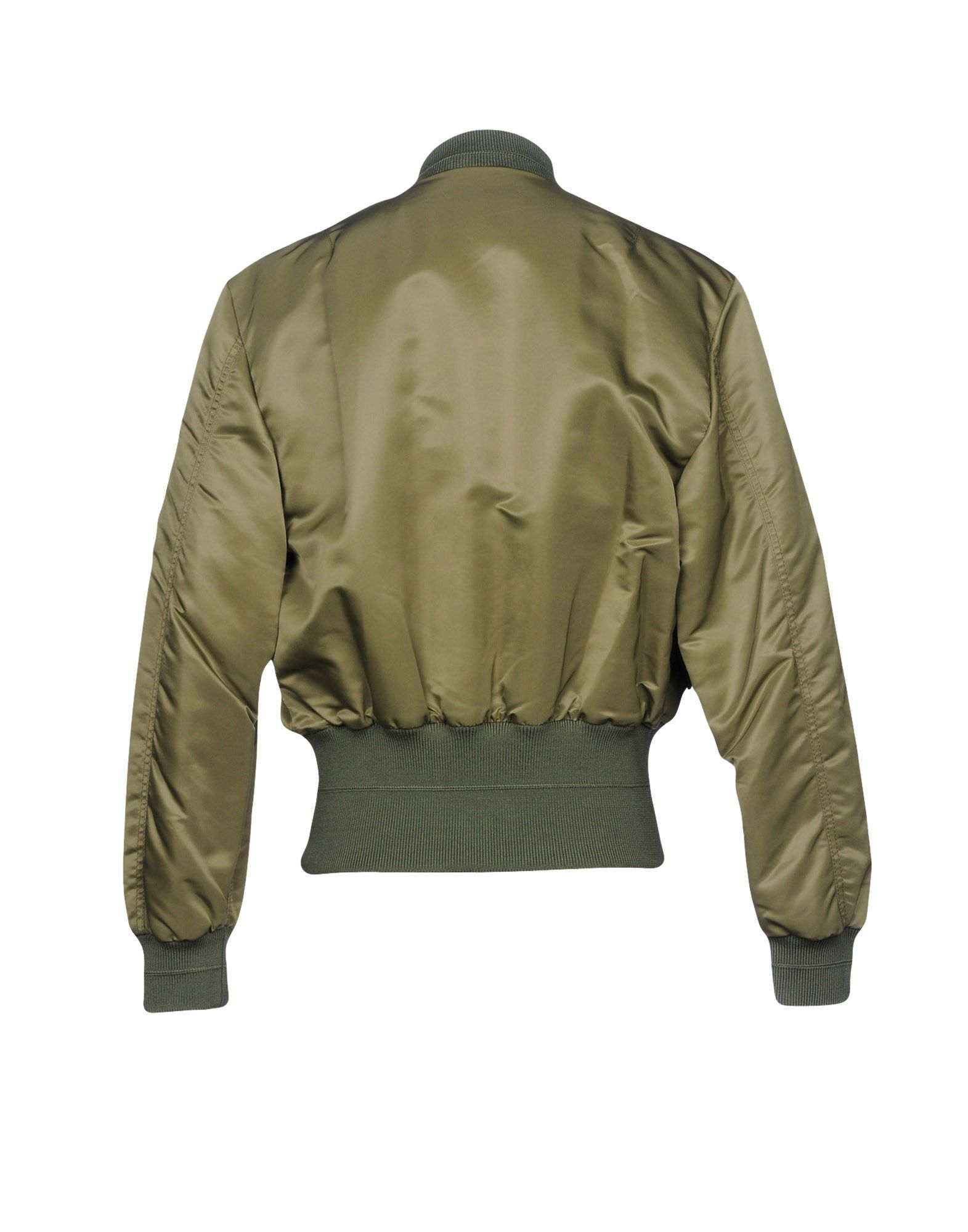 JW Anderson Military Green Jacket