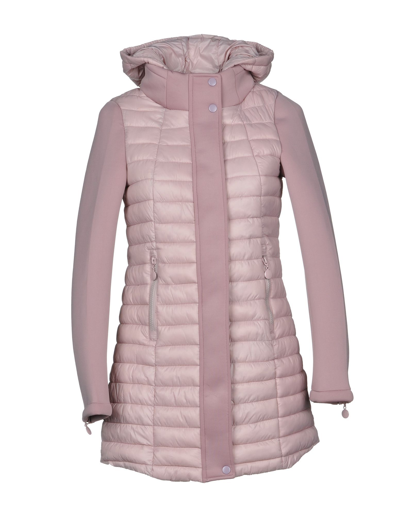 COATS & JACKETS Bini Como Pink Woman Nylon