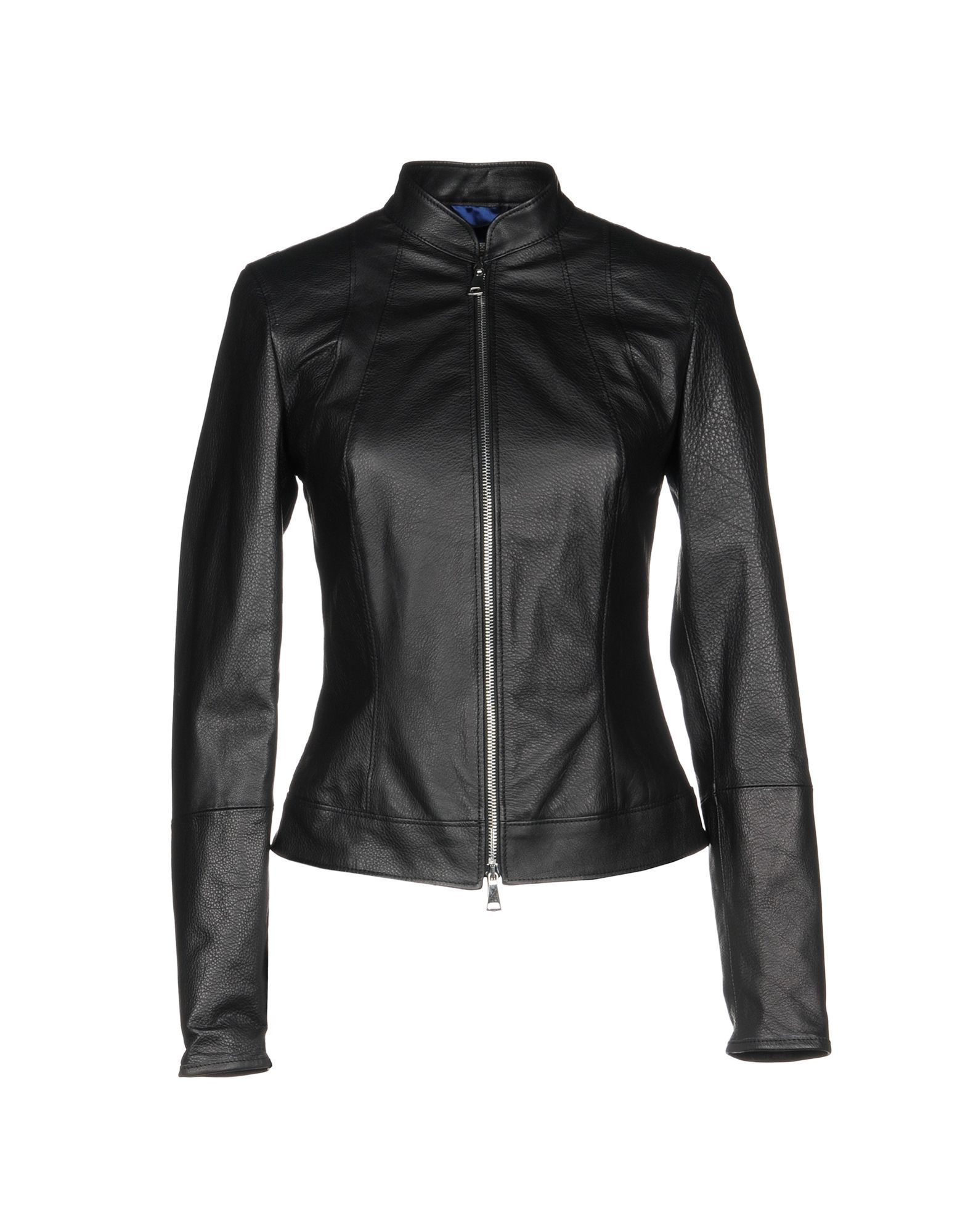 Coat & Jackets Vintage De Luxe Black Women's Leather