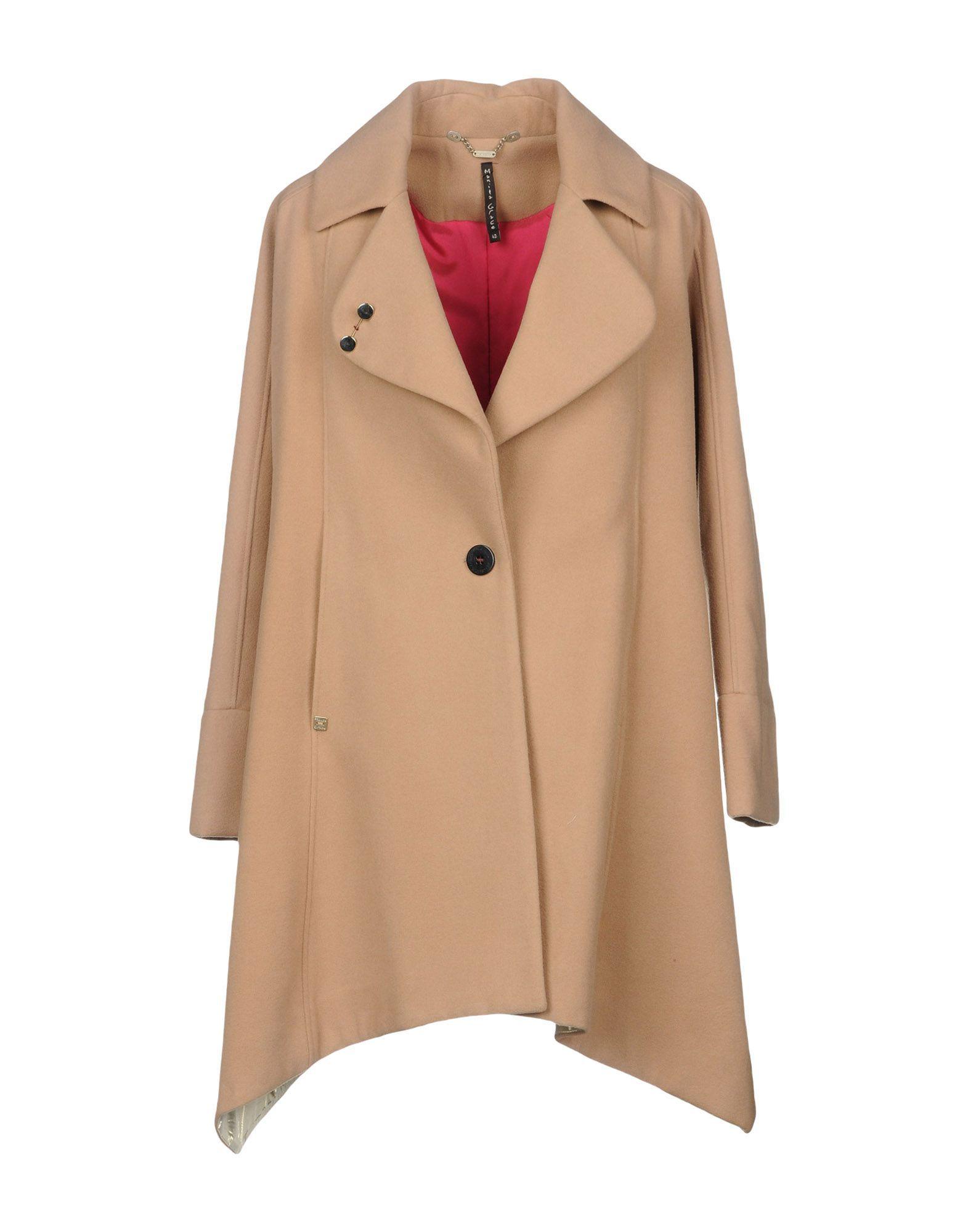 Manila Grace Sand Overcoat