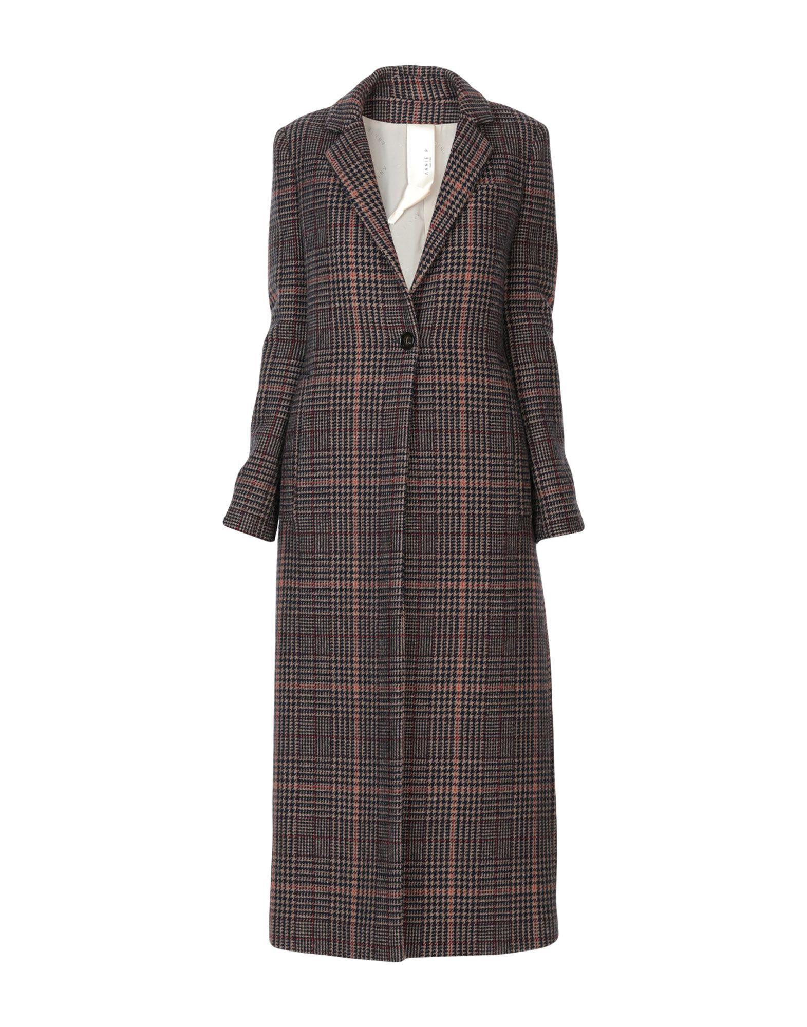 Coat & Jackets Annie P. Sand Women's Wool