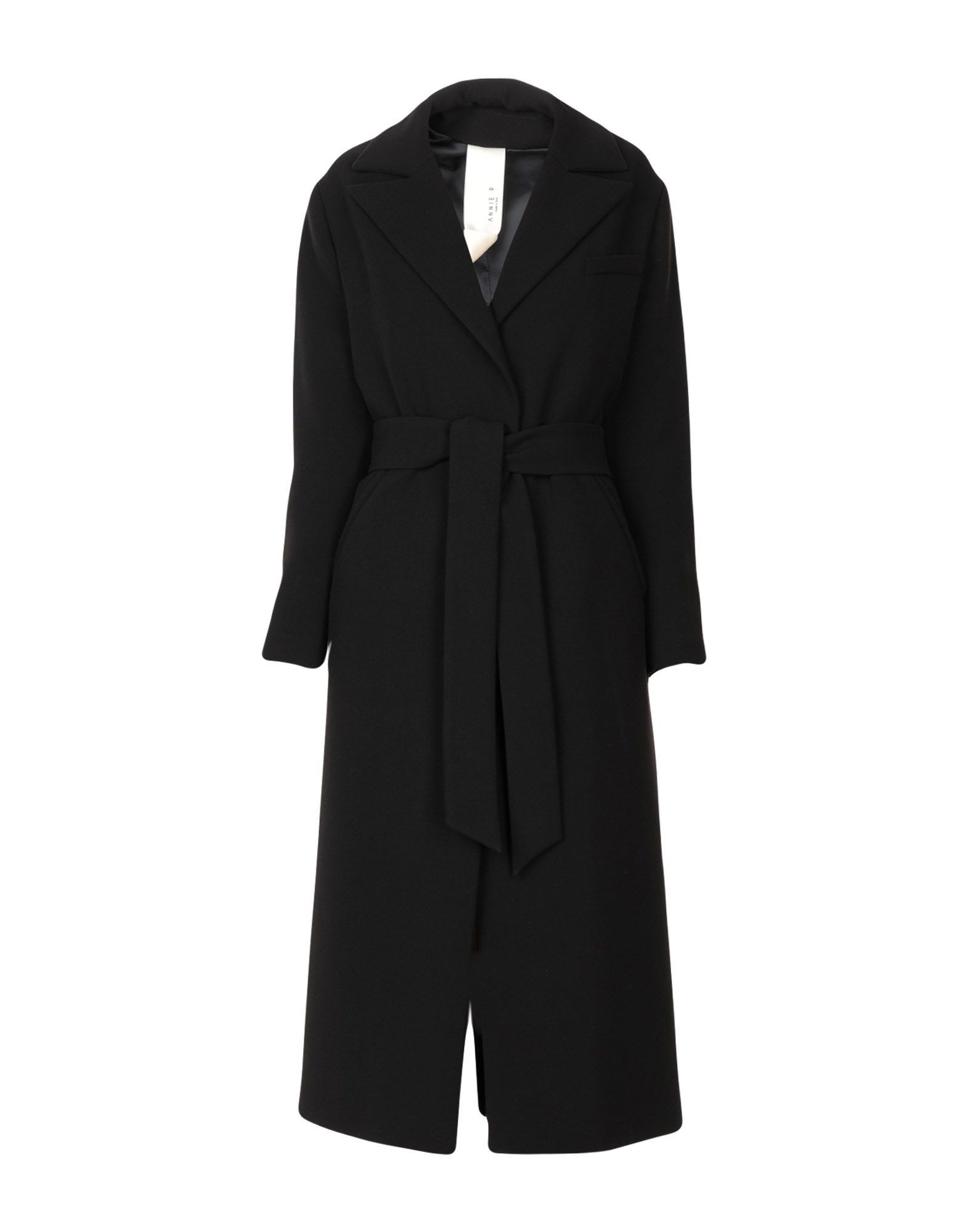 Coat & Jackets Annie P. Black Women's Wool