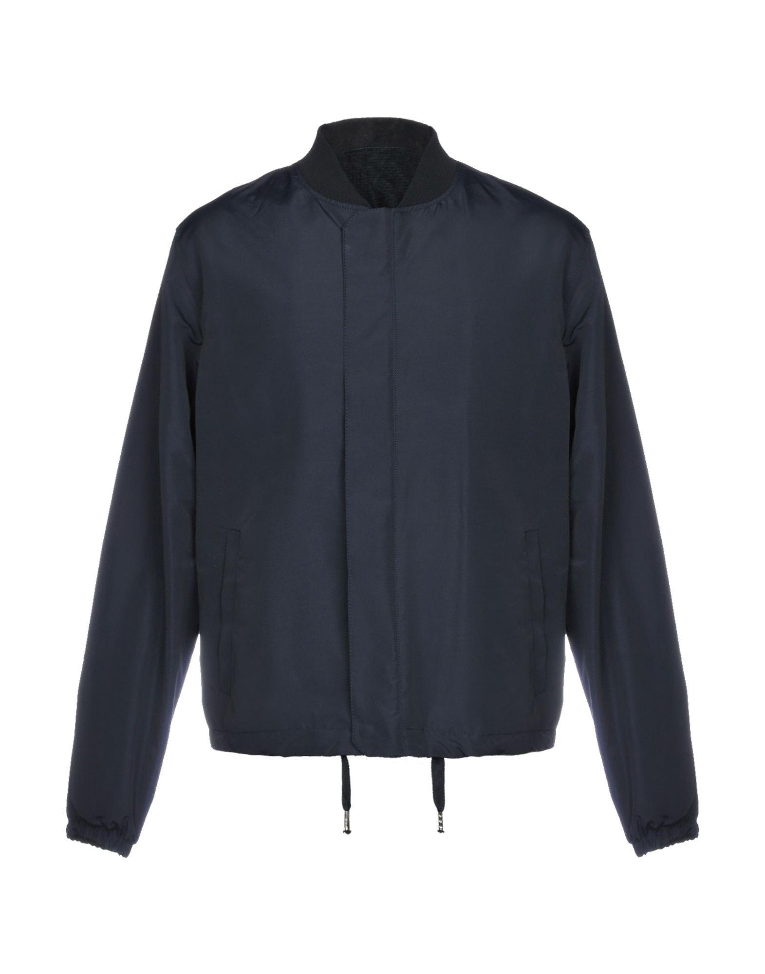 Brian Dales Dark Blue Cotton Jacket