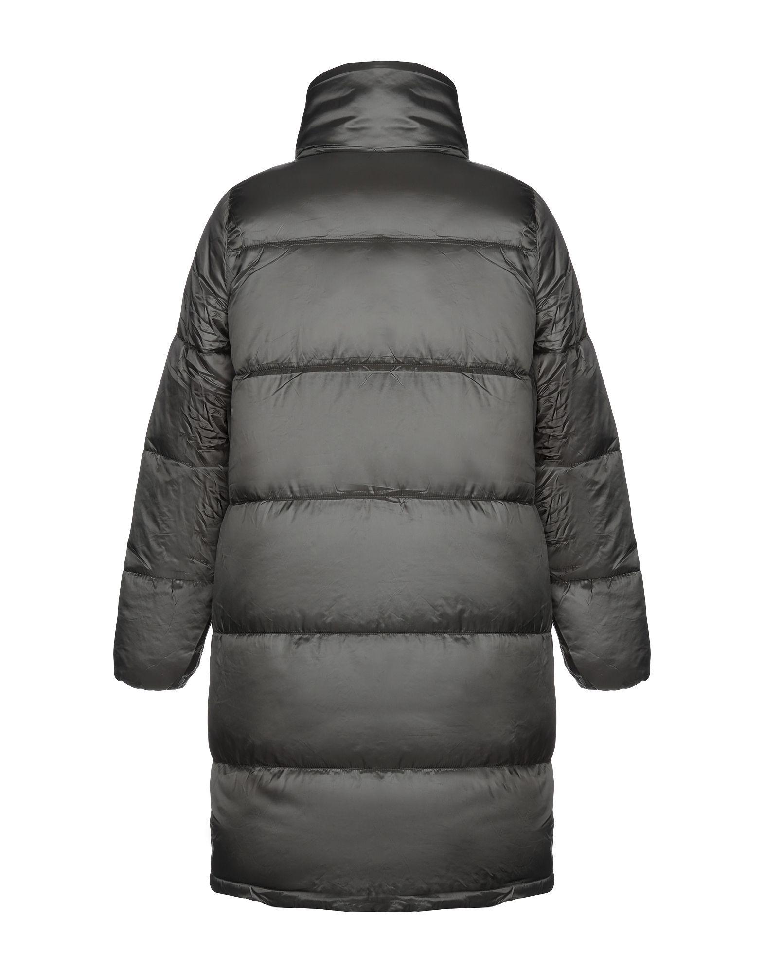 Vero Moda Dark Green Techno Fabric Padded Coat