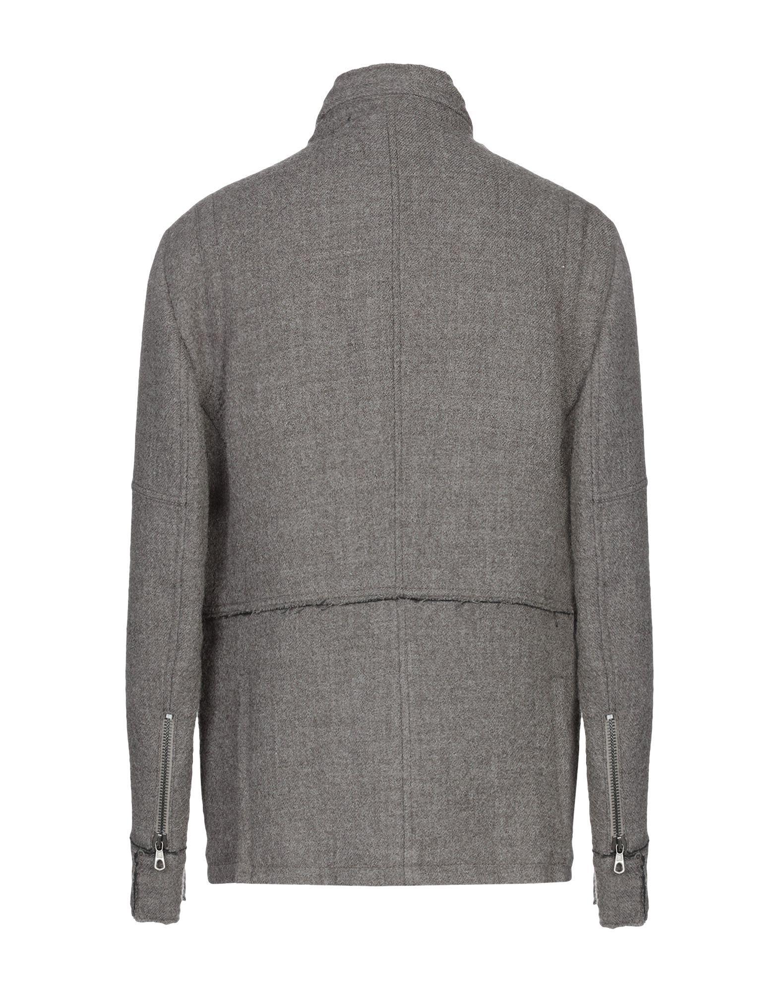 Messagerie Lead Virgin Wool Safari Style Jacket