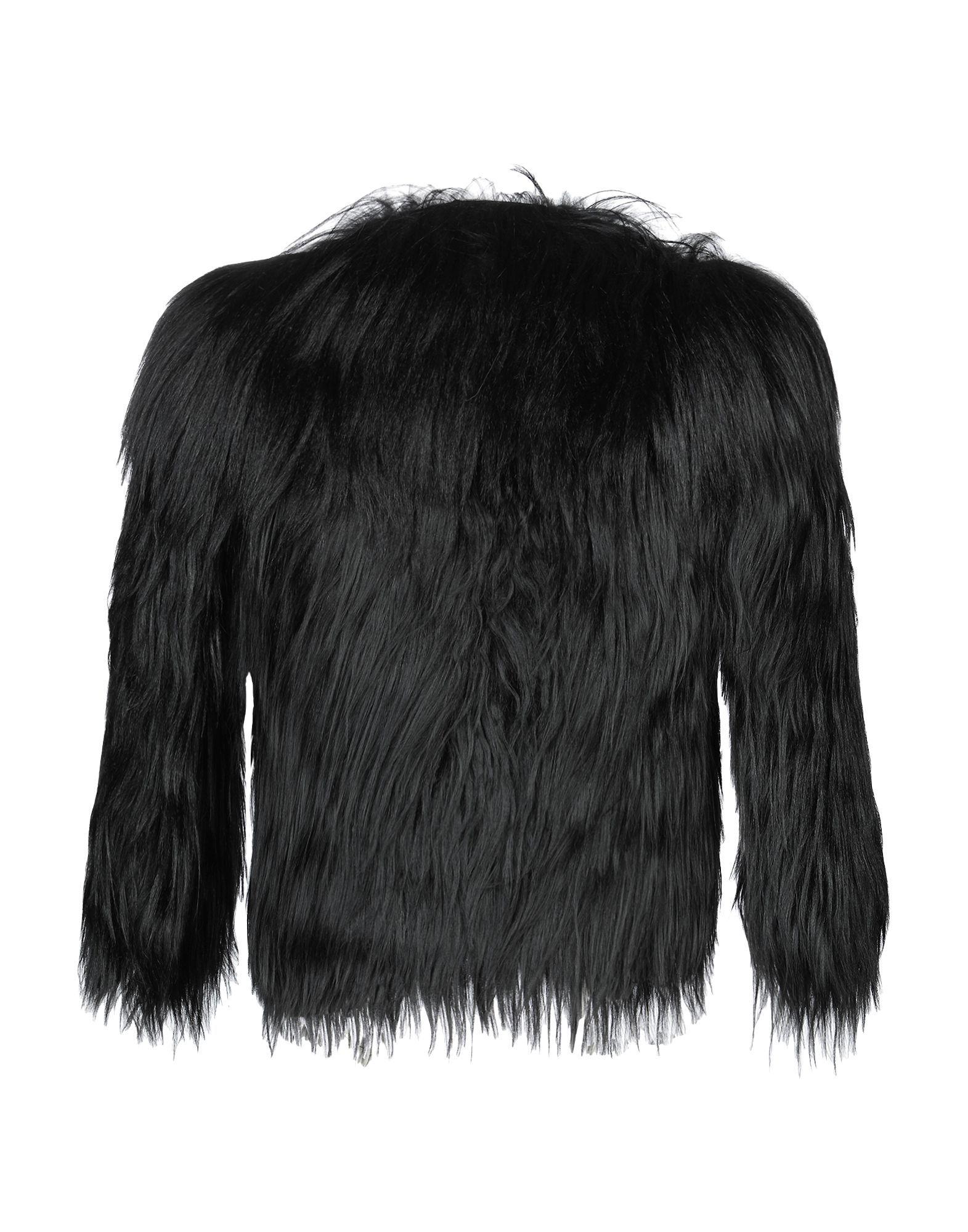 Maison Margiela Black Sheepskin Jacket