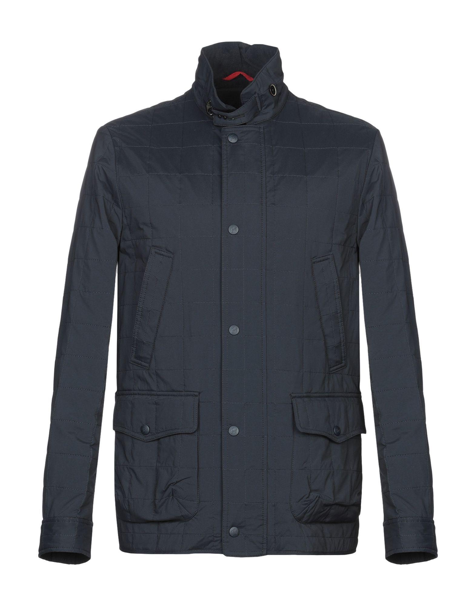 Fay Dark Blue Jacket