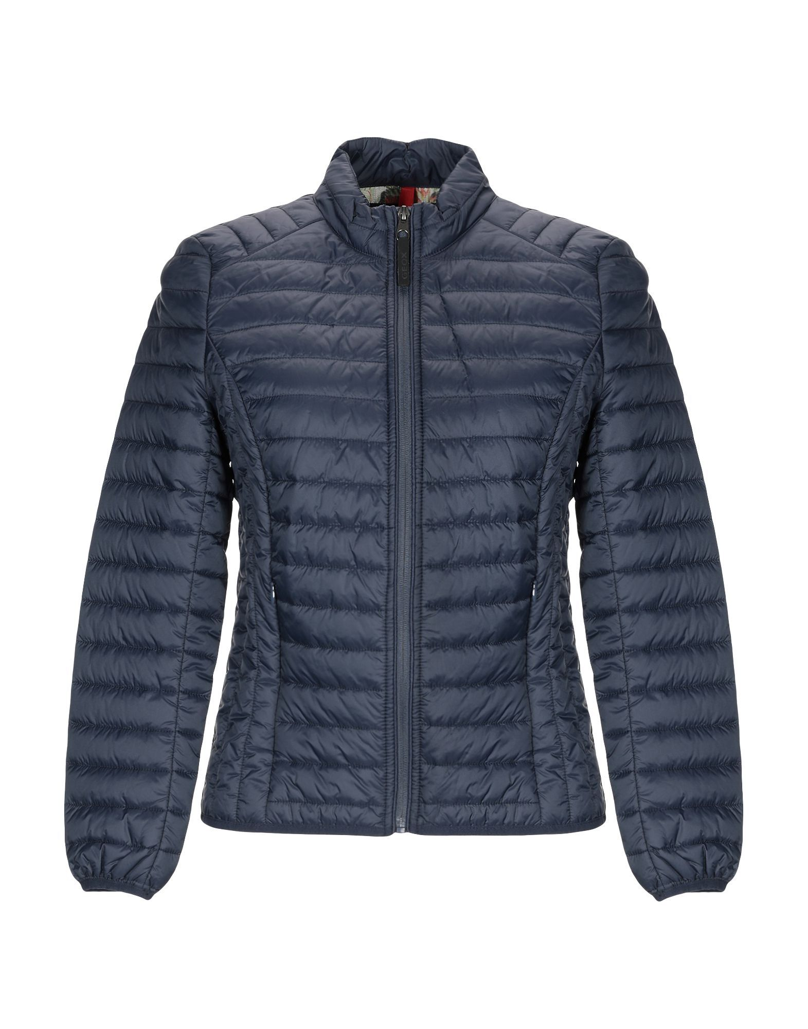 Geox Dark Blue Techno Fabric Jacket