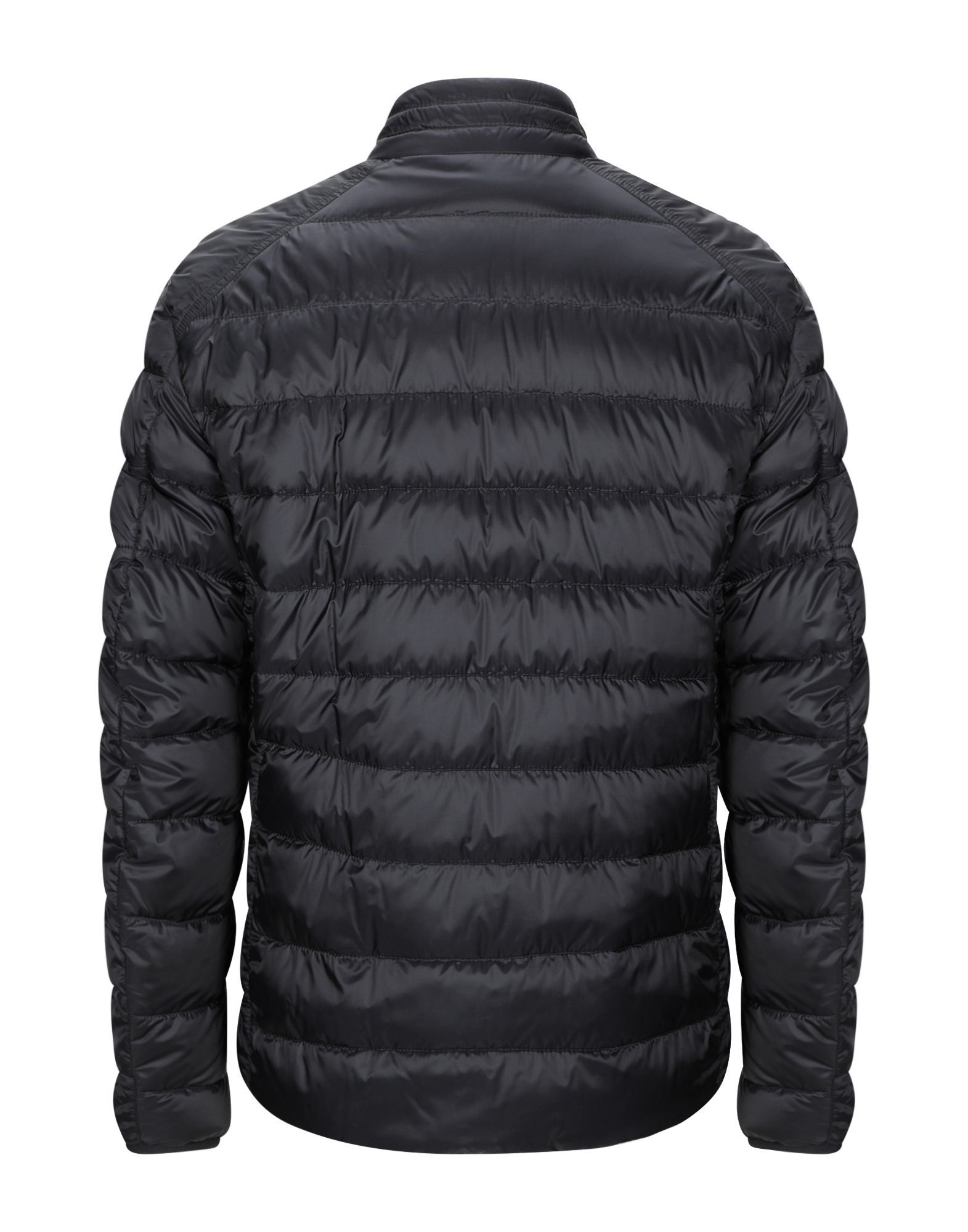 Belstaff Black Techno Fabric Jacket