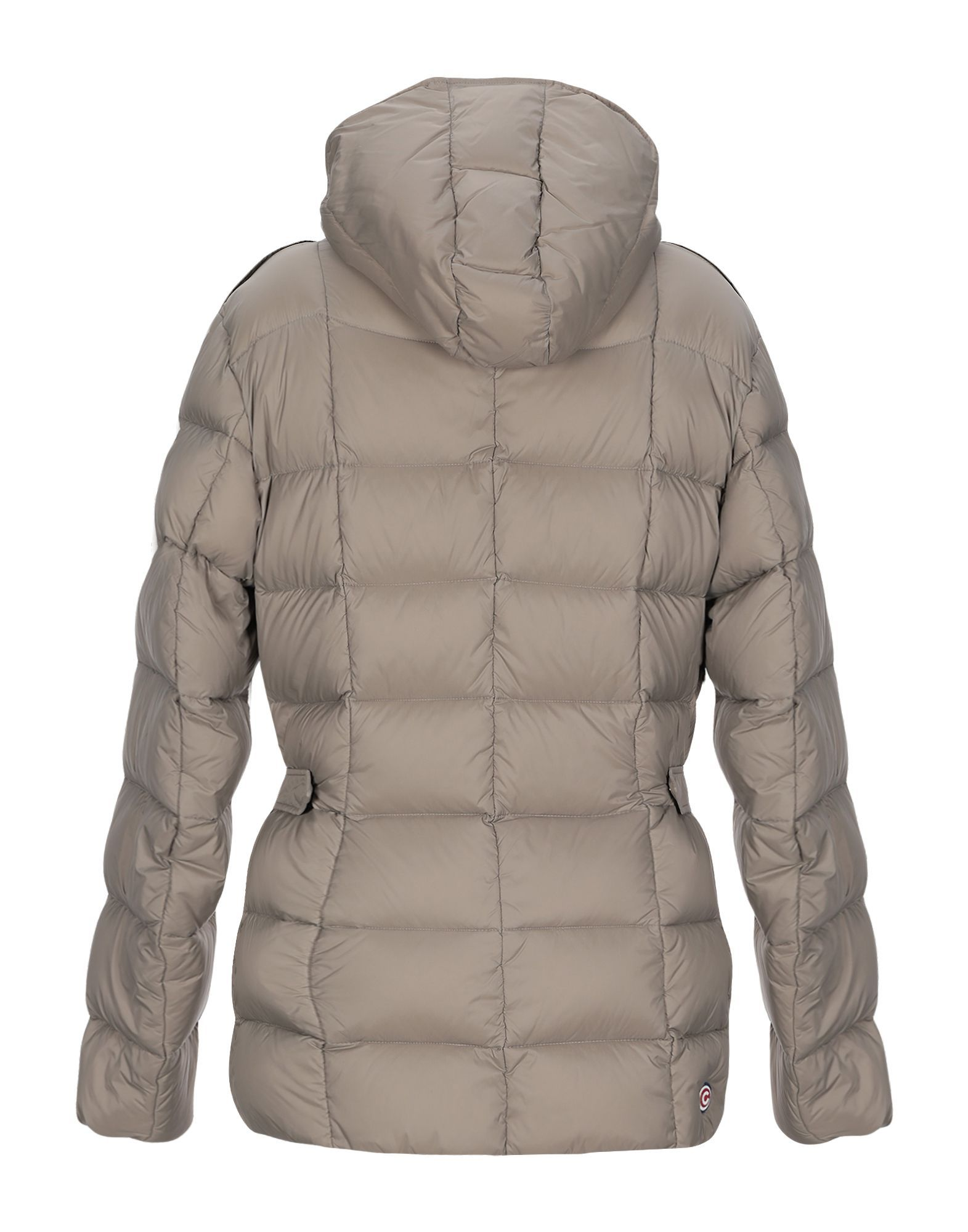 Colmar Khaki Techno Fabric Padded Coat