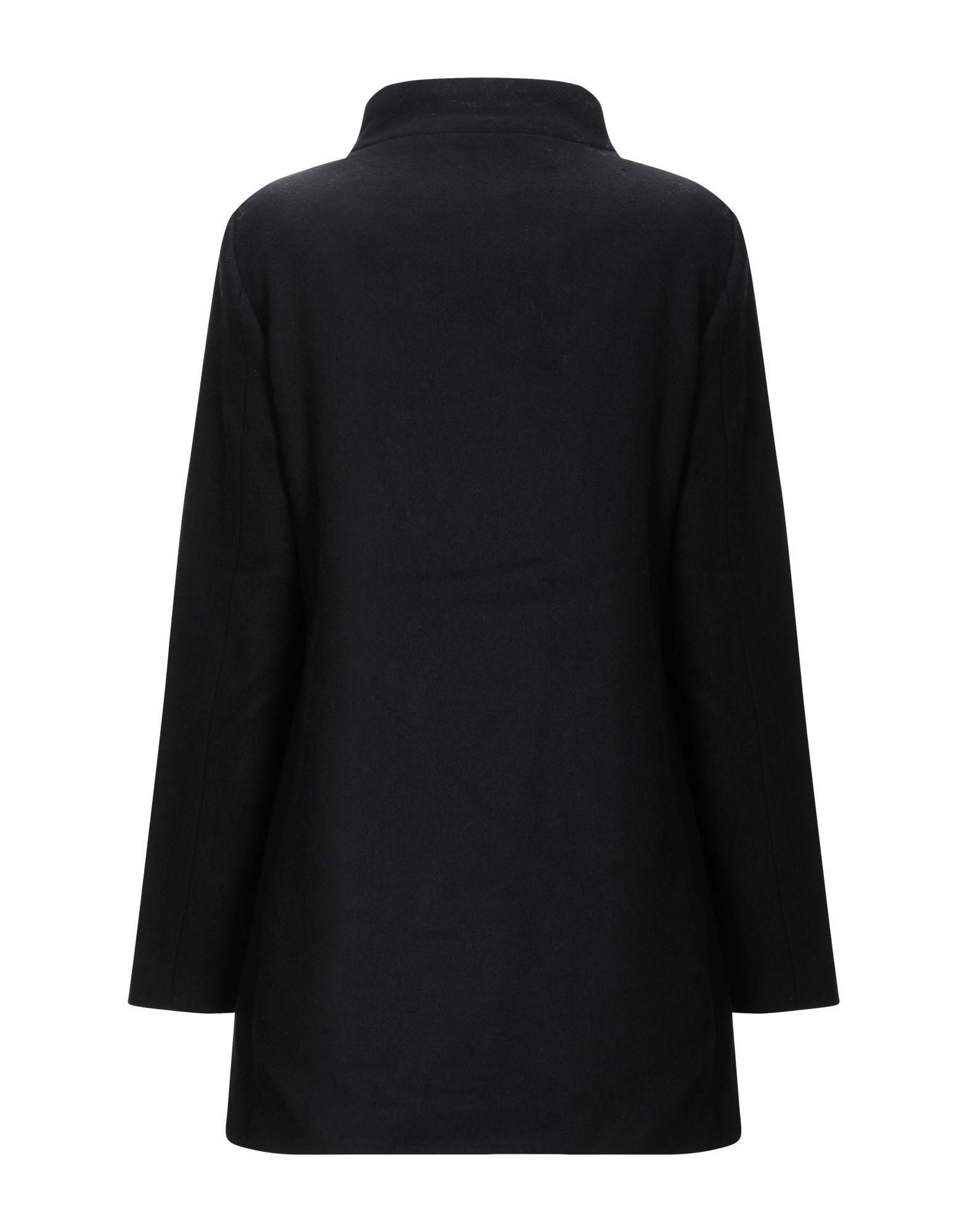 COATS & JACKETS Yes Zee By Essenza Black Woman Polyester