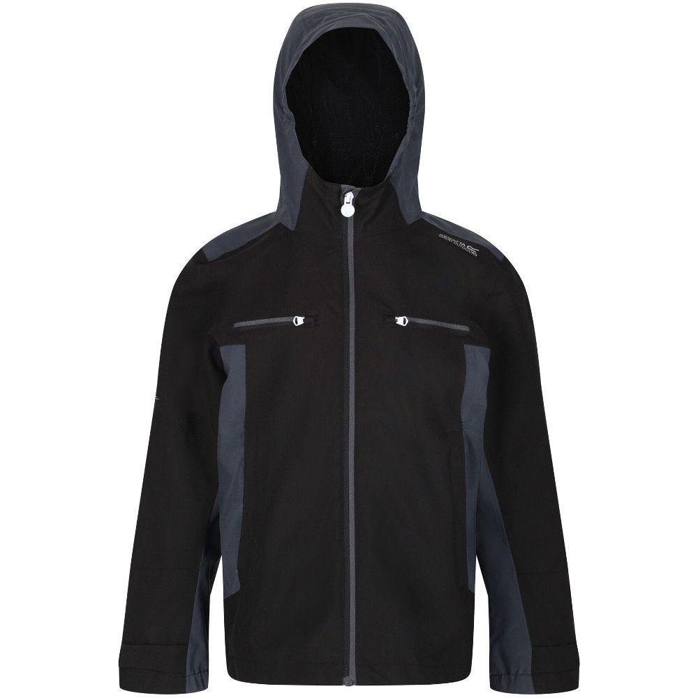 Regatta Boys & Girls Junior Highton II Waterproof Jacket