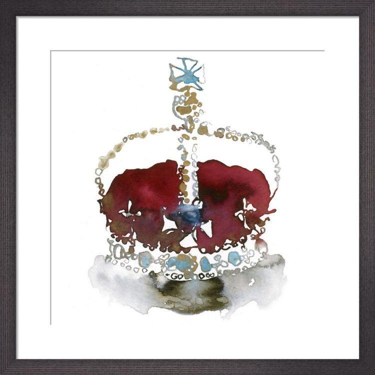 Red Crown by Bridget Davies