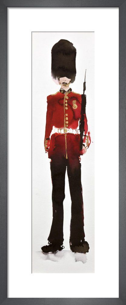 Queens Foot Guard By Bridget Davies