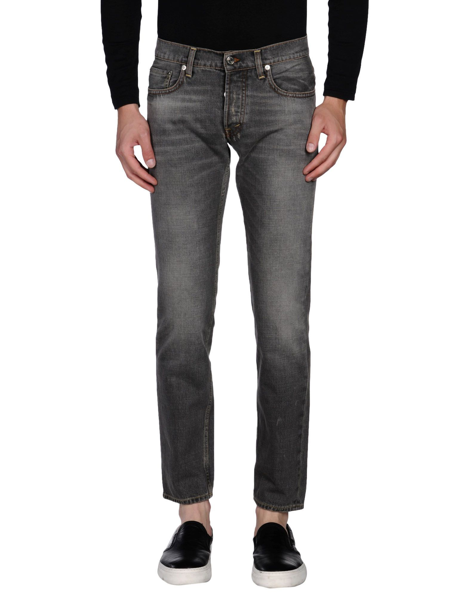 DENIM Department 5 Grey Man Cotton