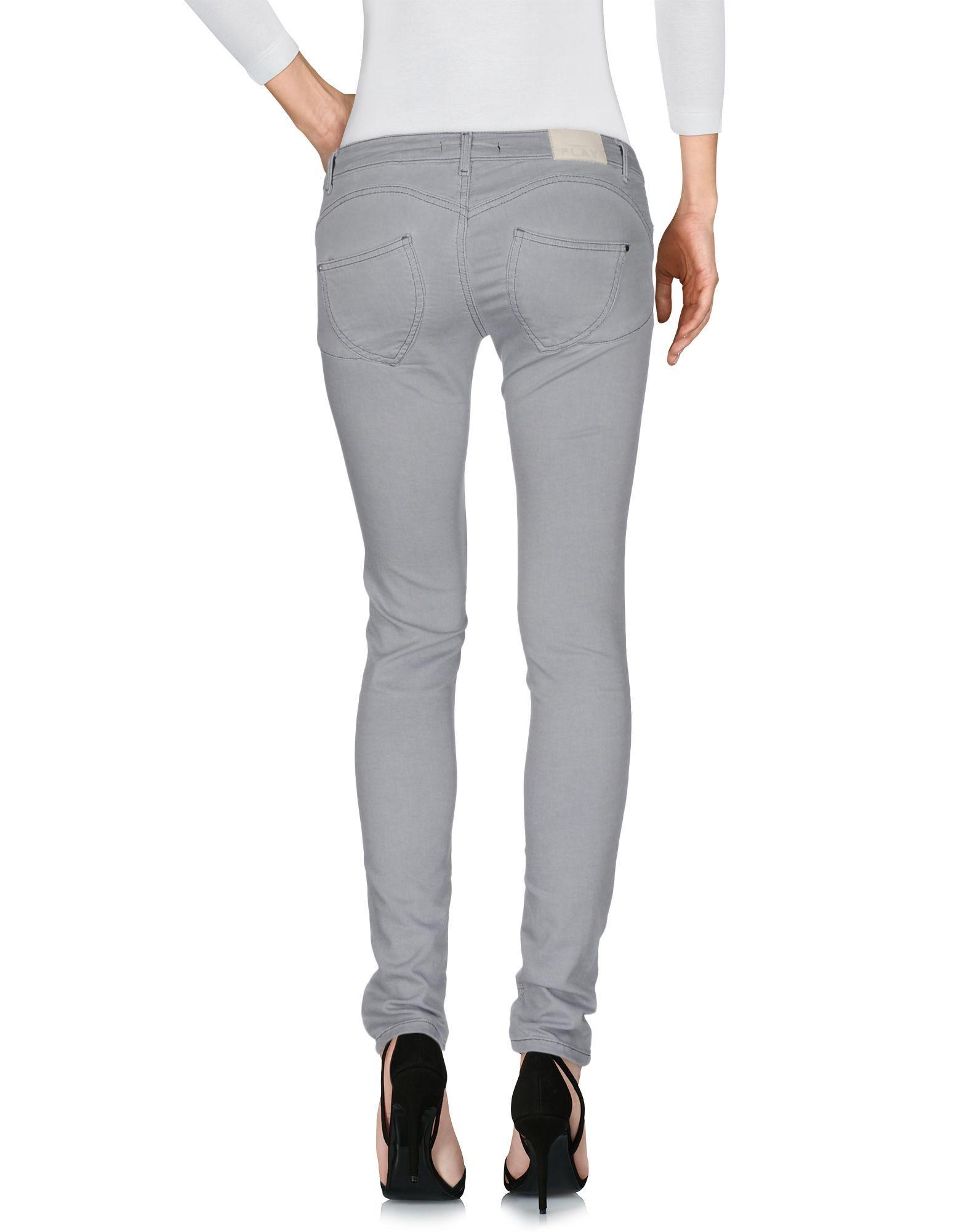 Carrera Grey Denim Jeans