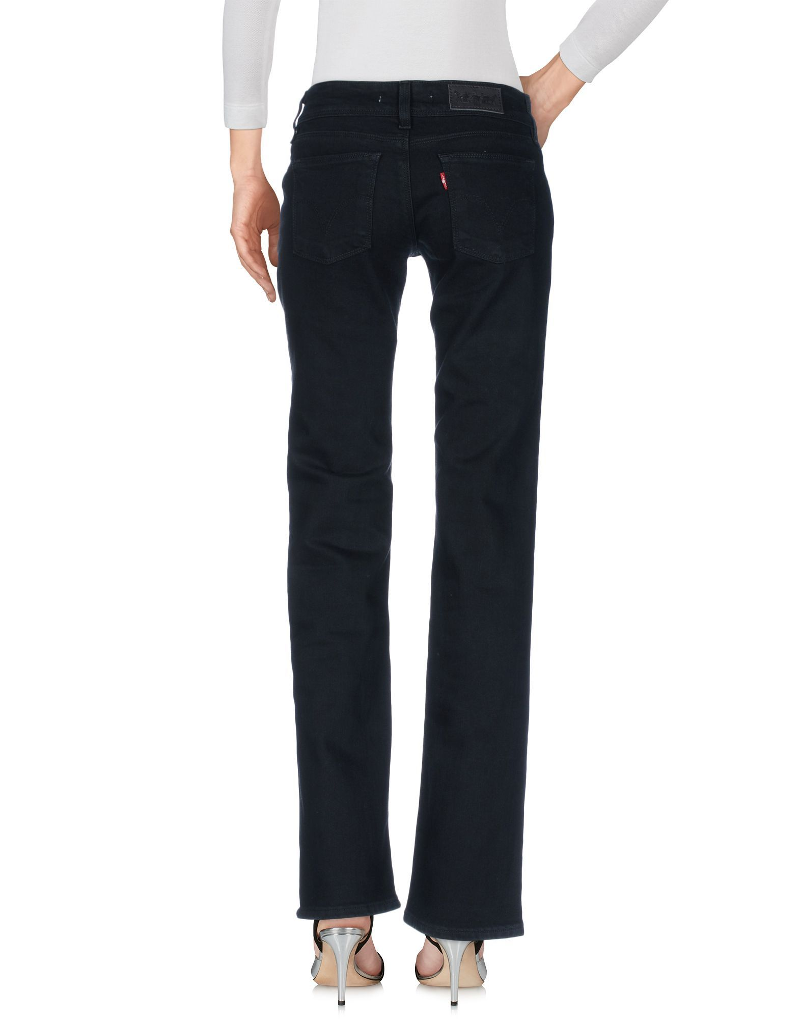 Levi's Black Cotton Jeans