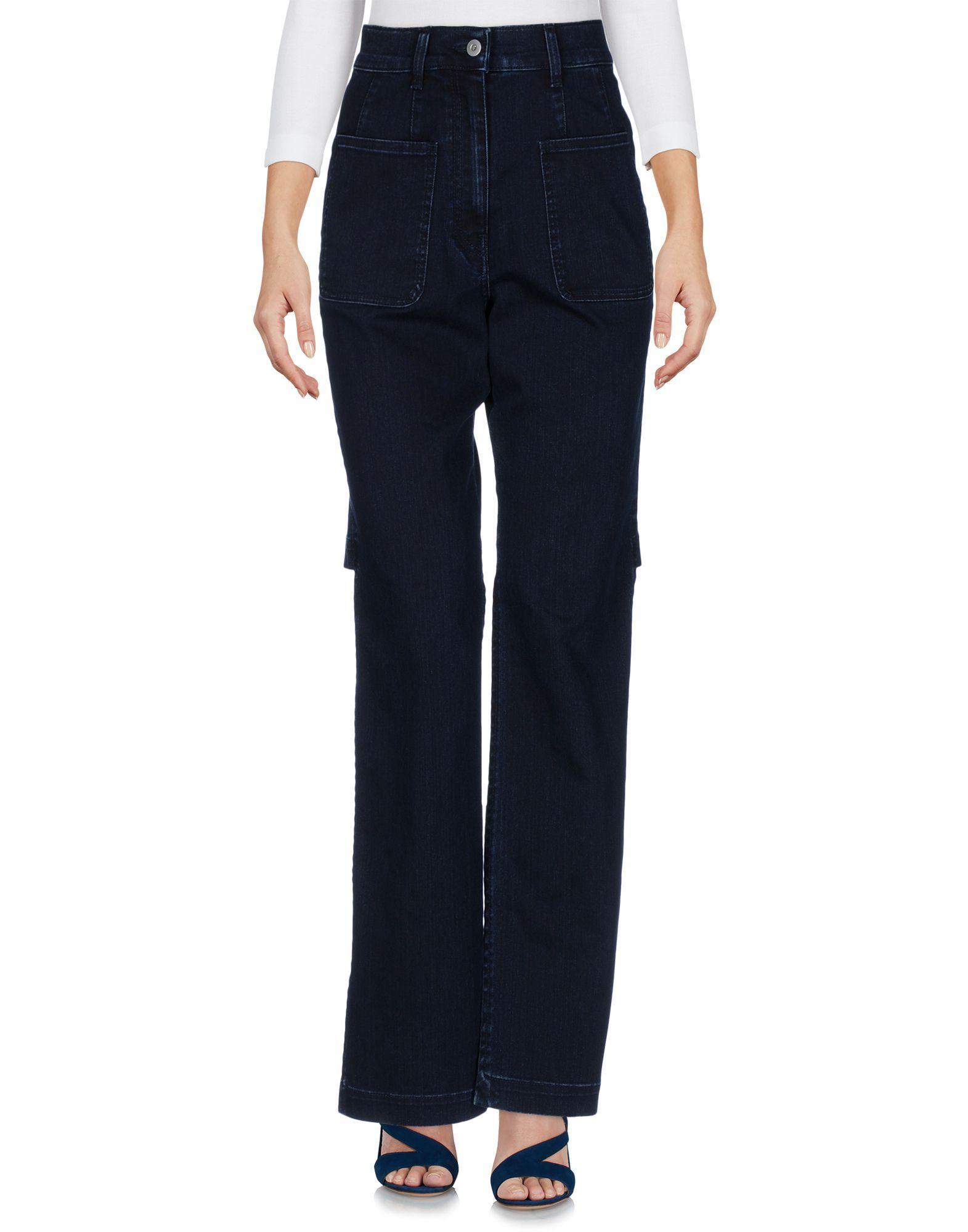 Denim Marios Blue Women's Cotton