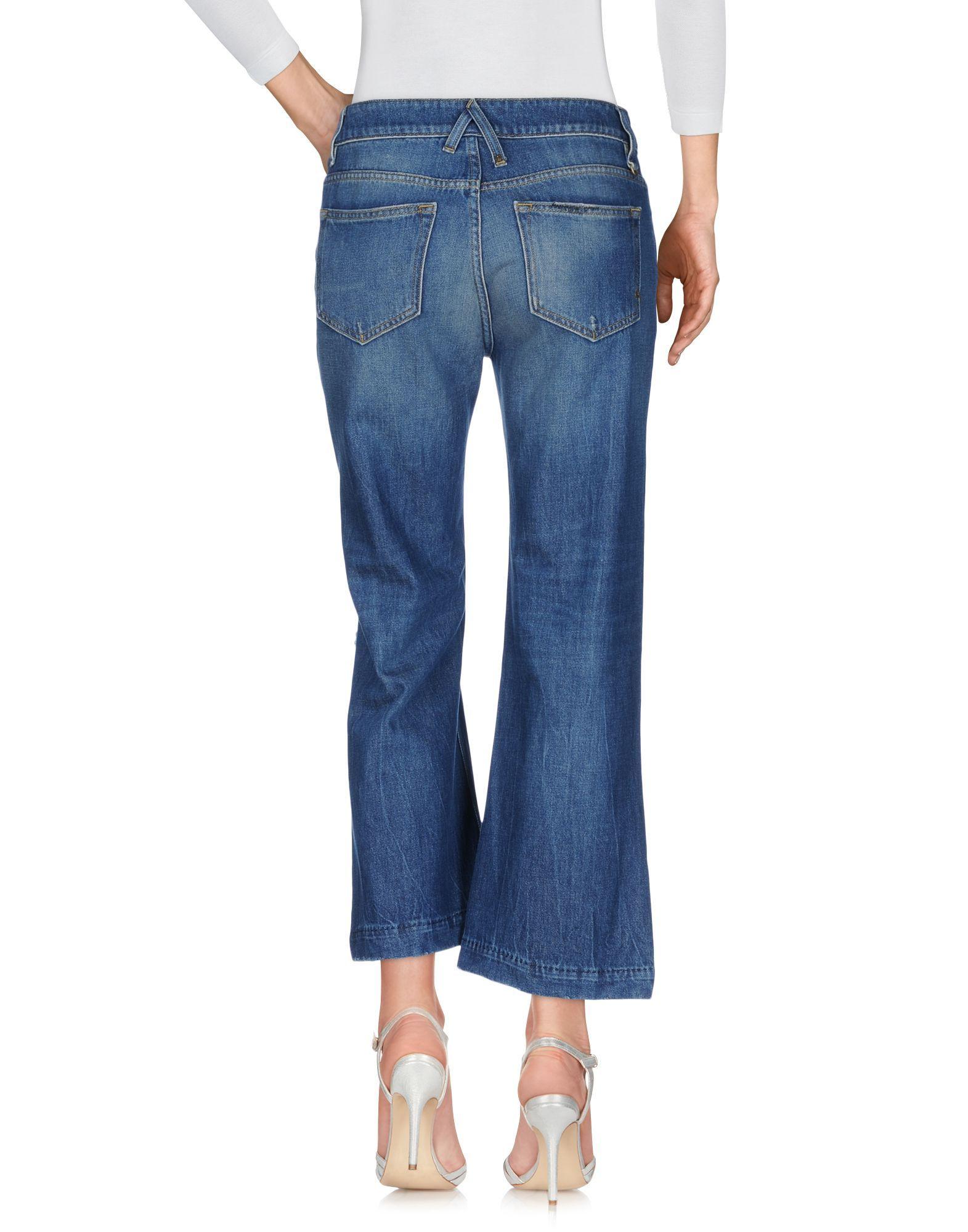 Denim Women's Cycle Blue Cotton