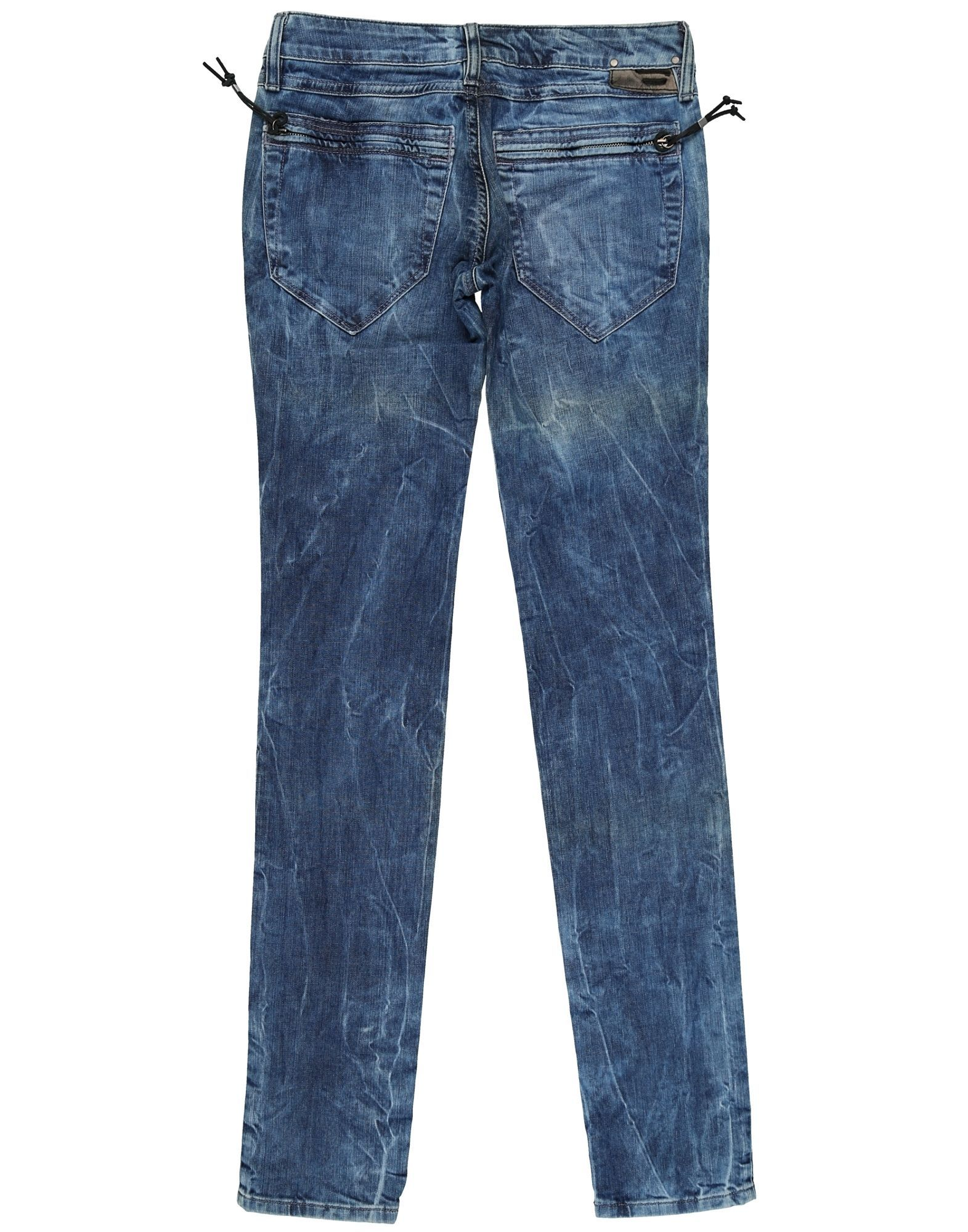 DENIM Diesel Blue Girl Cotton