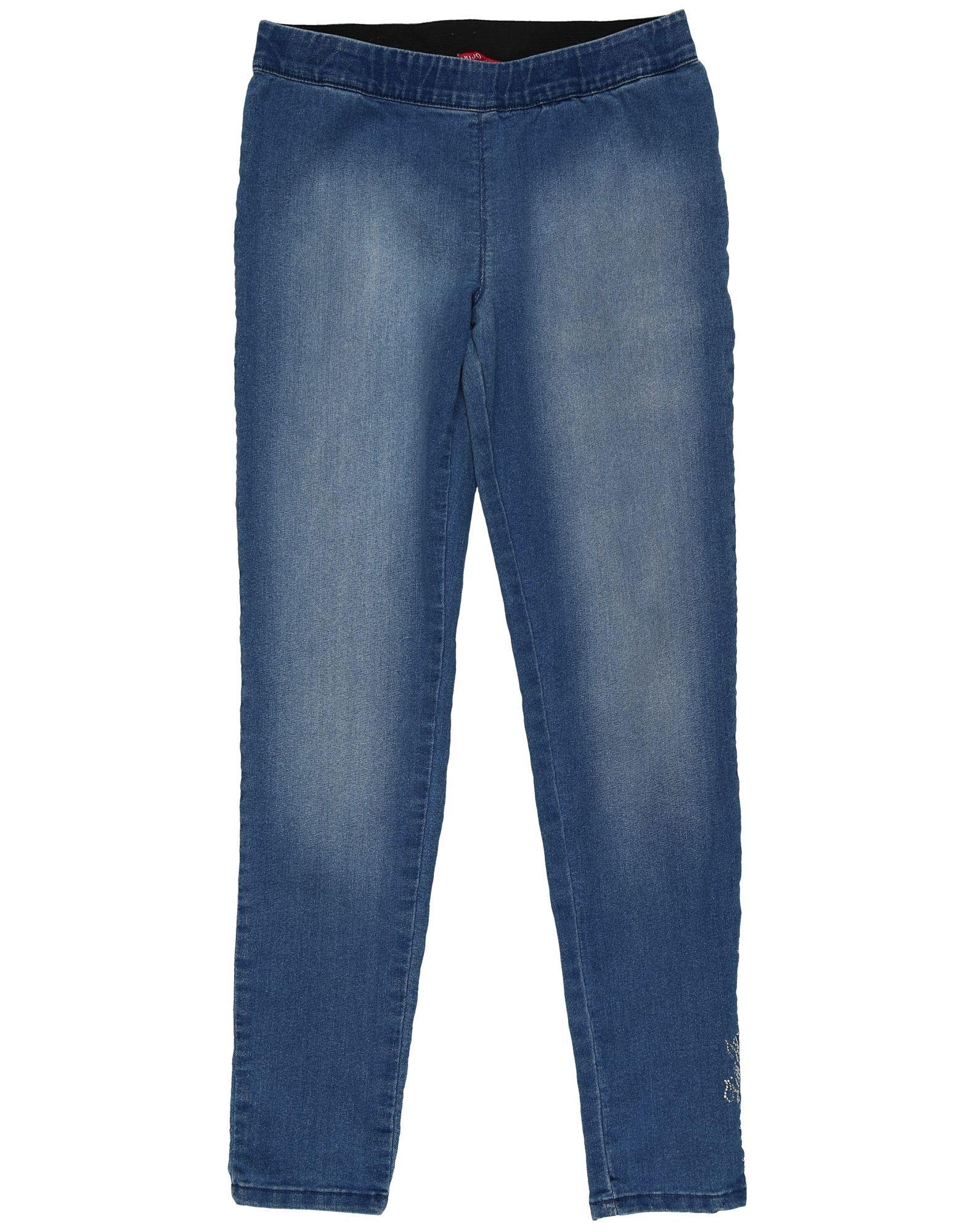DENIM Liu �Jo Blue Girl Cotton