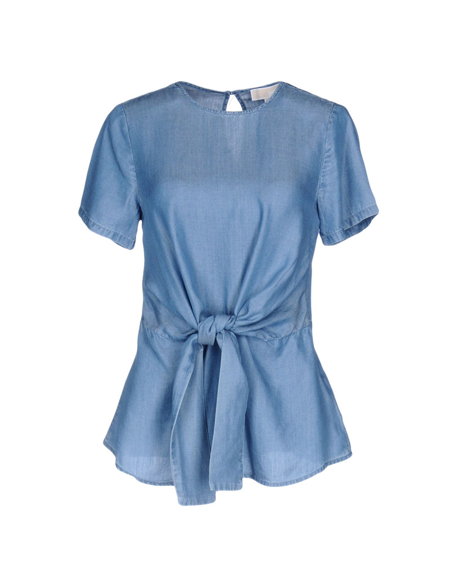 Denim Michael Michael Kors Blue Women's Lyocell