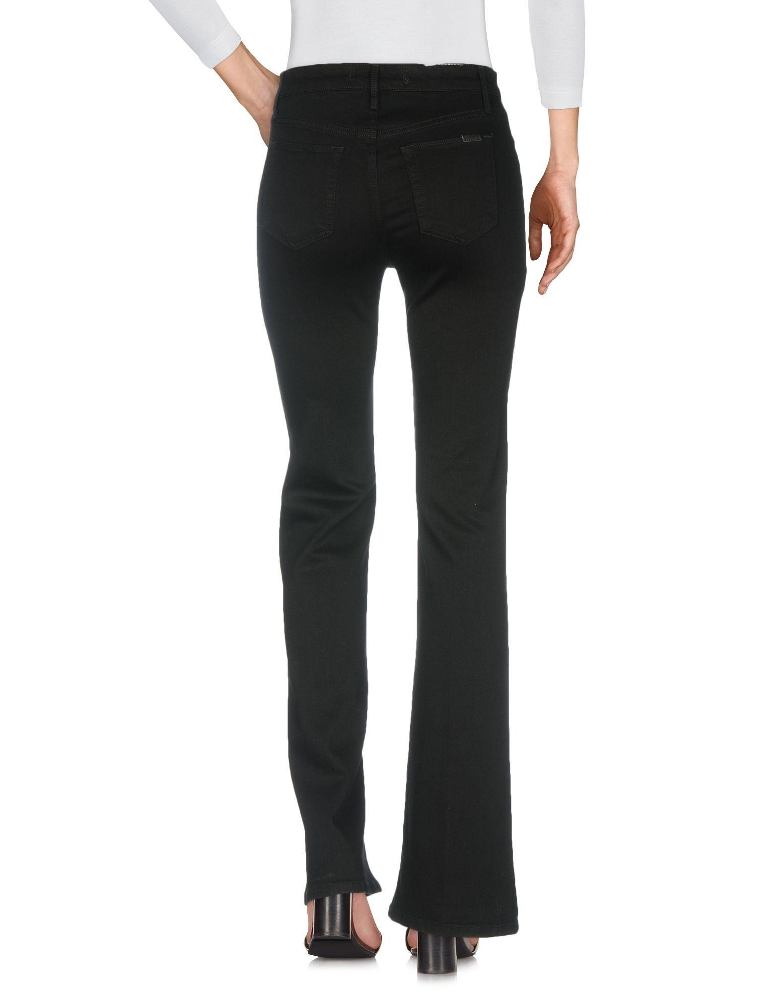 DENIM Joe'S Jeans Black Woman Rayon