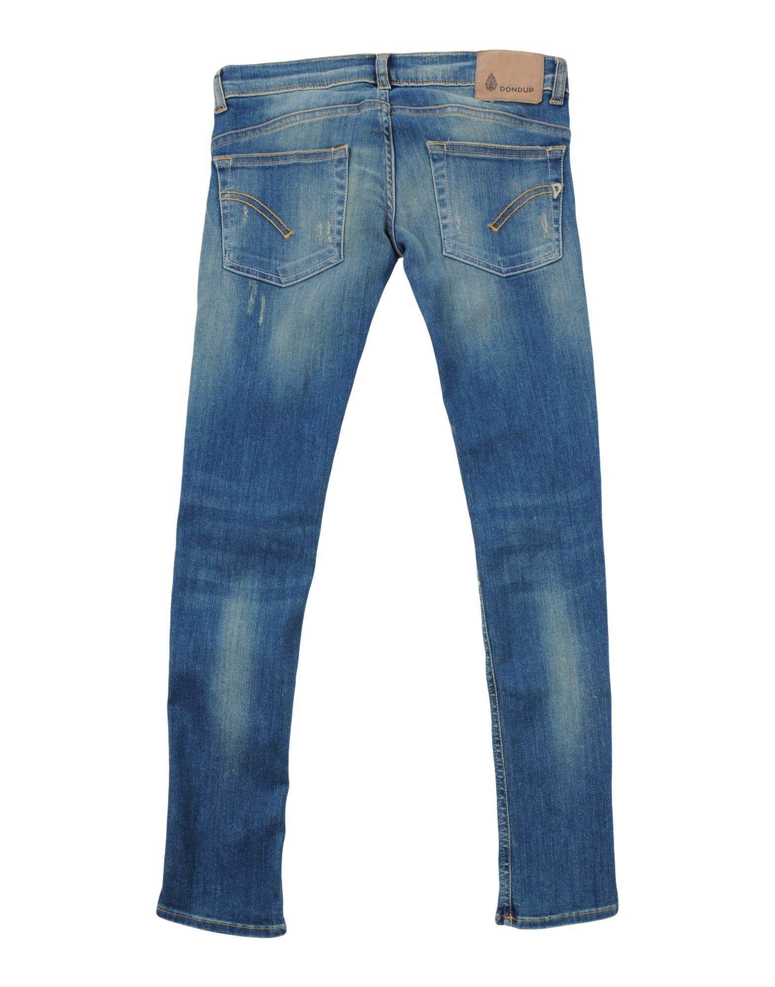 DENIM Dondup Blue Girl Cotton