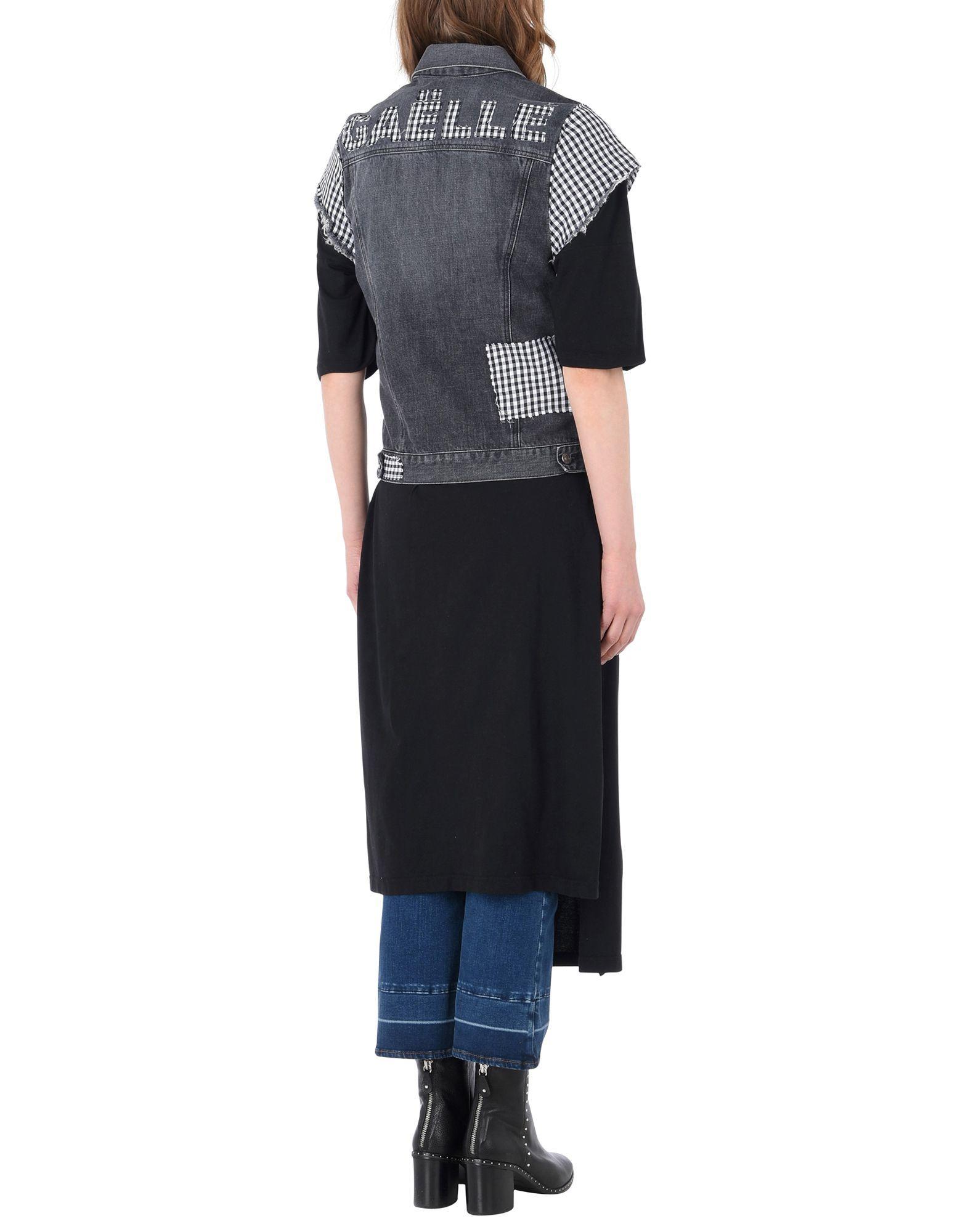 Denim Ga�Lle Paris Black Women's Cotton