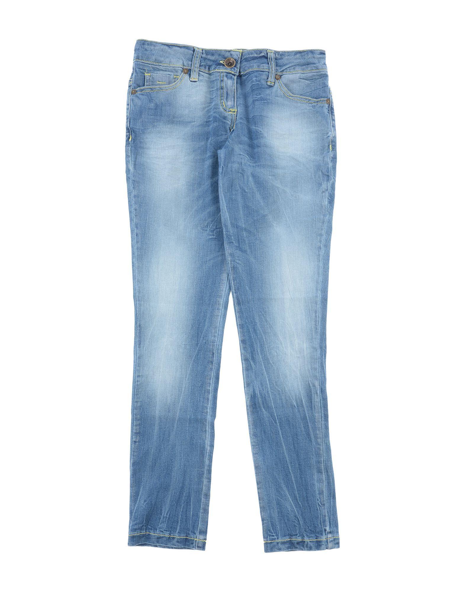 DENIM Gas Blue Boy Cotton