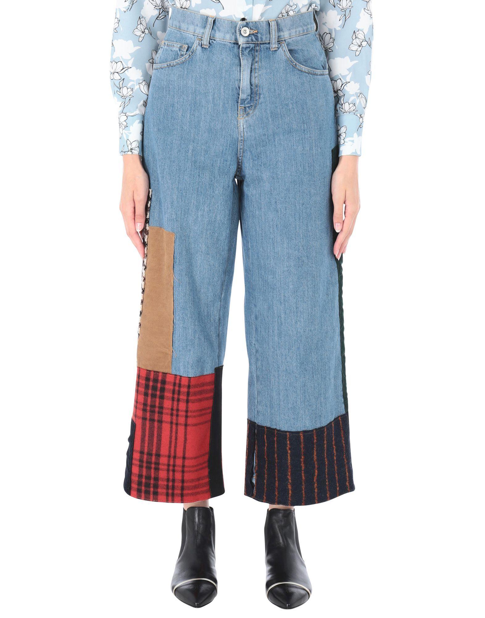 Denim Au Jour Le Jour Blue Women's Cotton