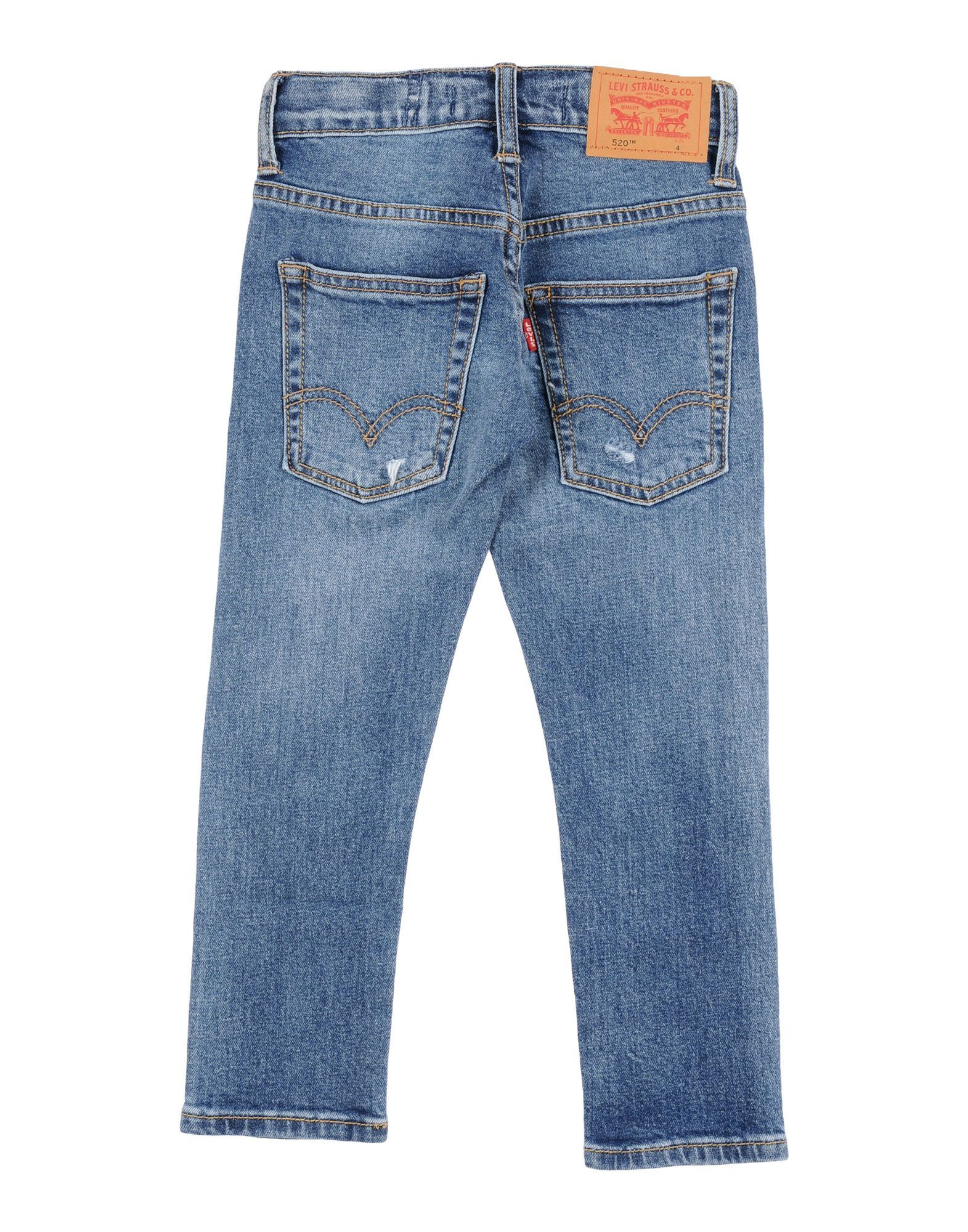 DENIM Levi' S Blue Boy Cotton