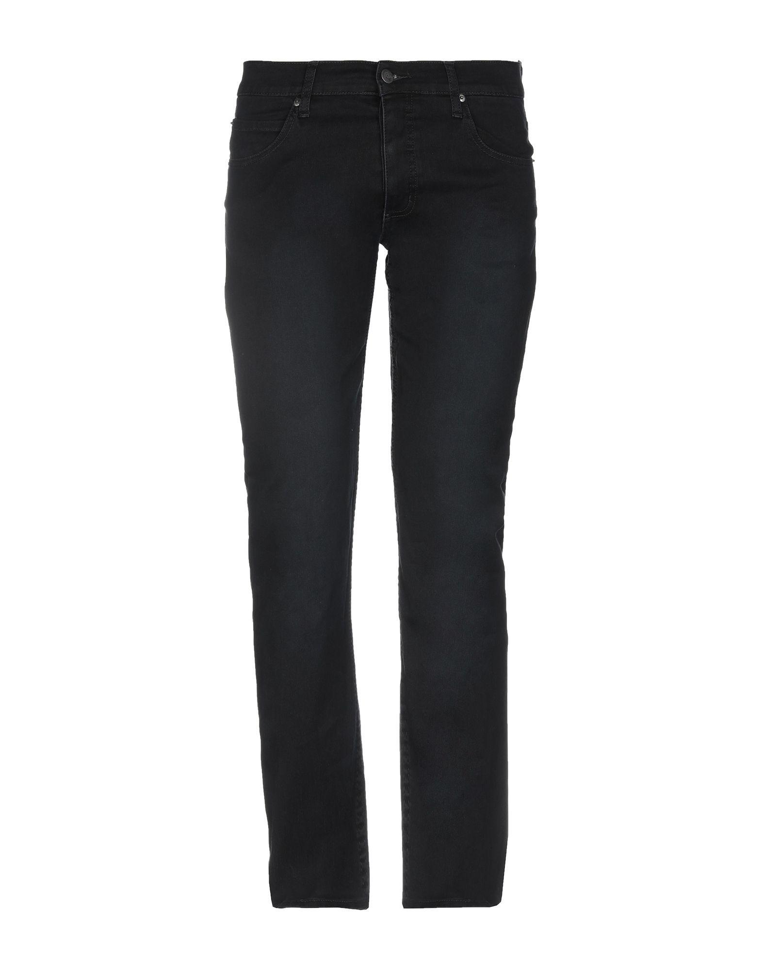 Cheap Monday Black Cotton Slim Fit Jeans